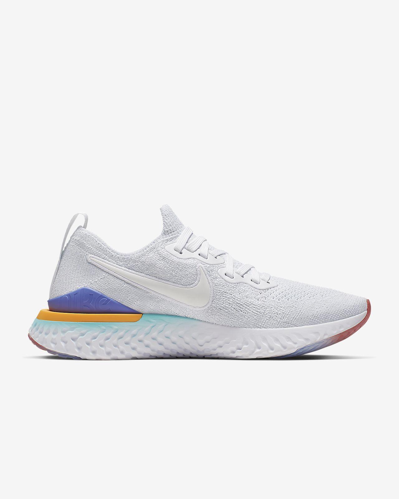 sale retailer 8f2fd fc427 ... Löparsko Nike Epic React Flyknit 2 för kvinnor
