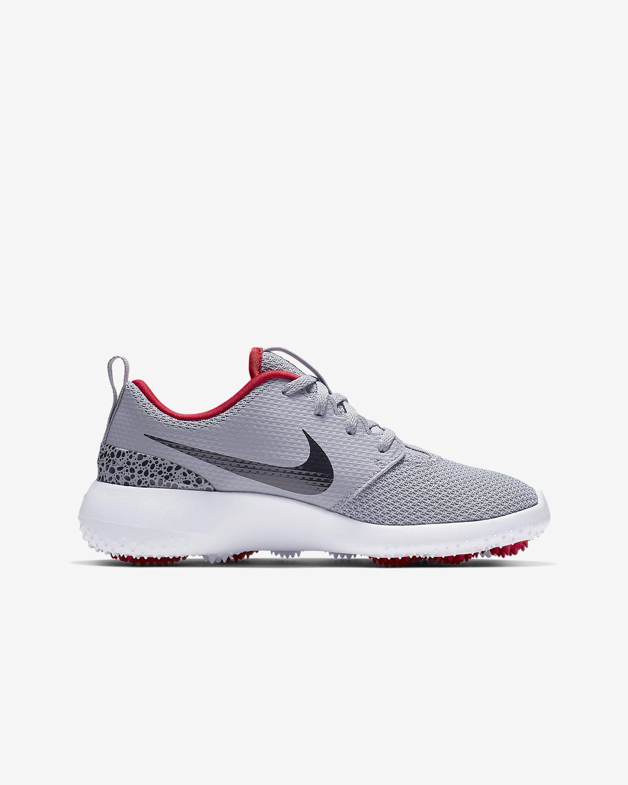 online store da9a6 94909 ... Chaussure de golf Nike Roshe Jr. pour Jeune enfant Enfant plus âgé