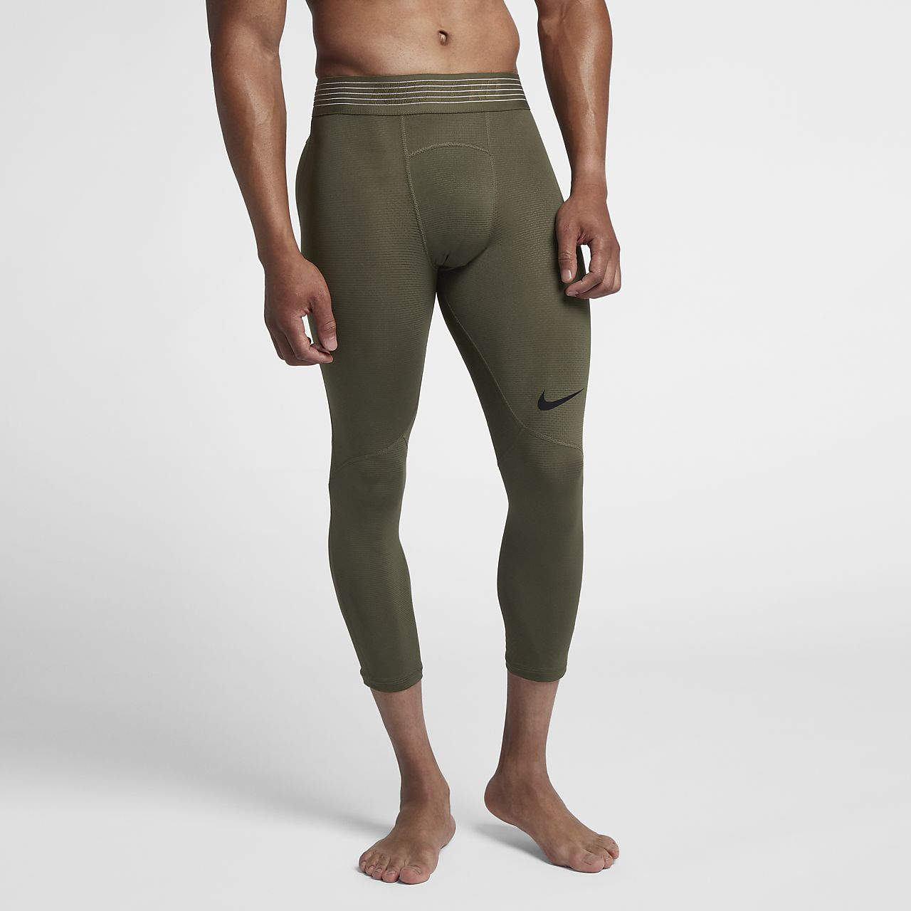 a65cbb90cb45 Nike Pro HyperCool Men s 3 4 Training Tights. Nike.com AU