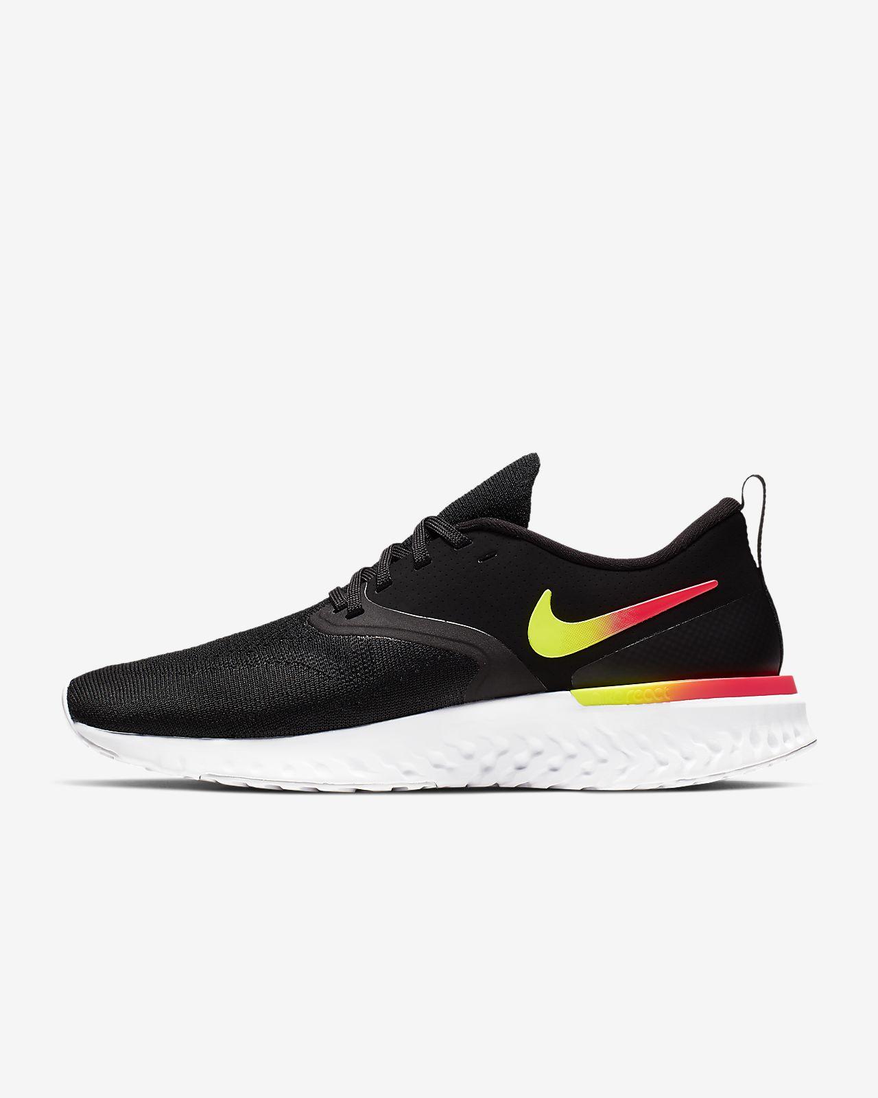 Nike Odyssey React Flyknit 2 Zapatillas de running - Mujer