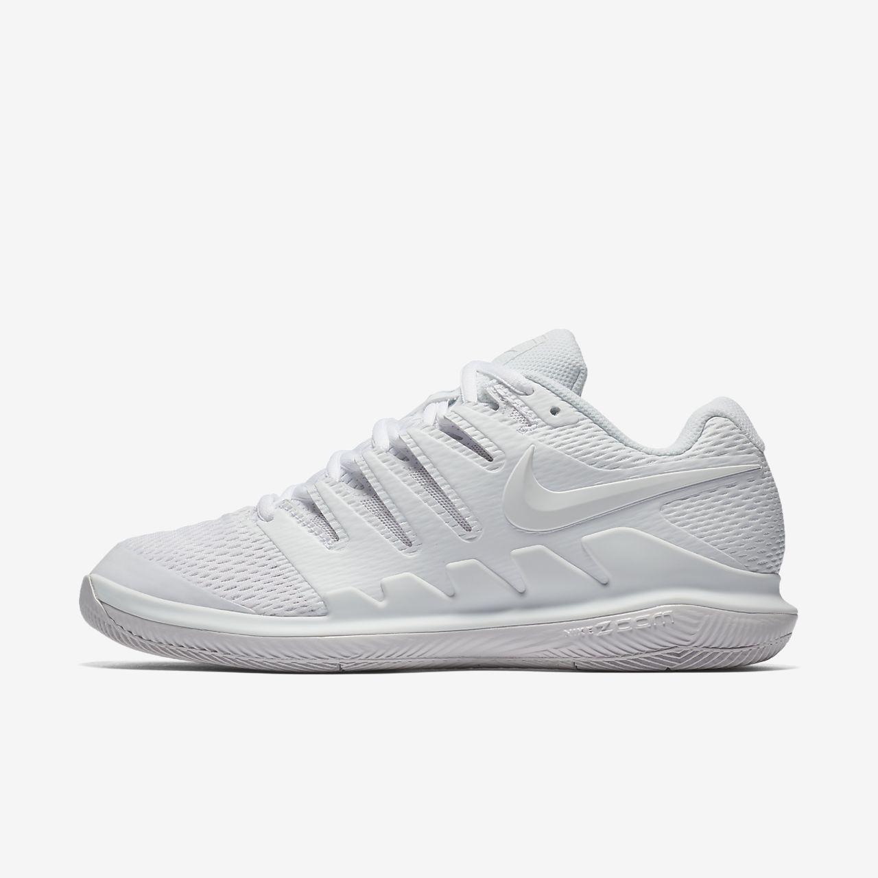 Calzado de tenis para cancha dura para mujer NikeCourt Air Zoom Vapor X