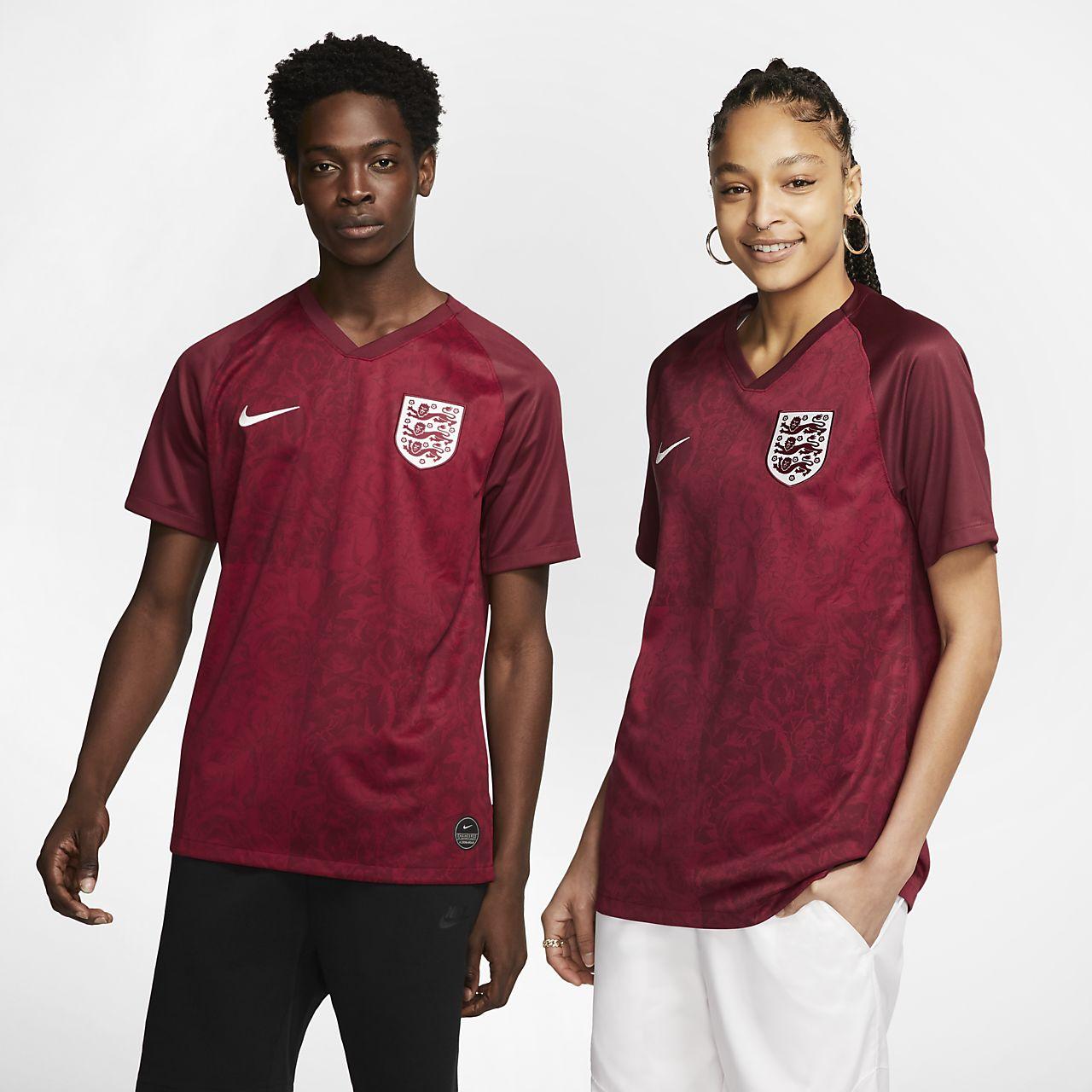 e50eab9fb6f England 2019 Stadium Away Men s Soccer Jersey. Nike.com