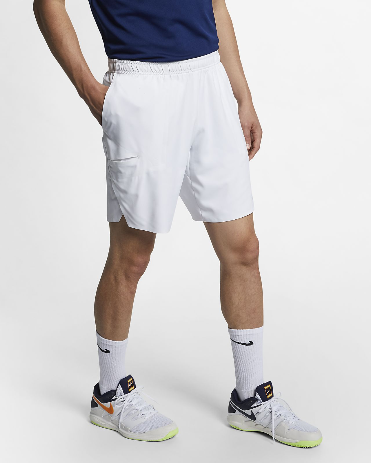 Shorts da tennis 23 cm NikeCourt Flex Ace - Uomo