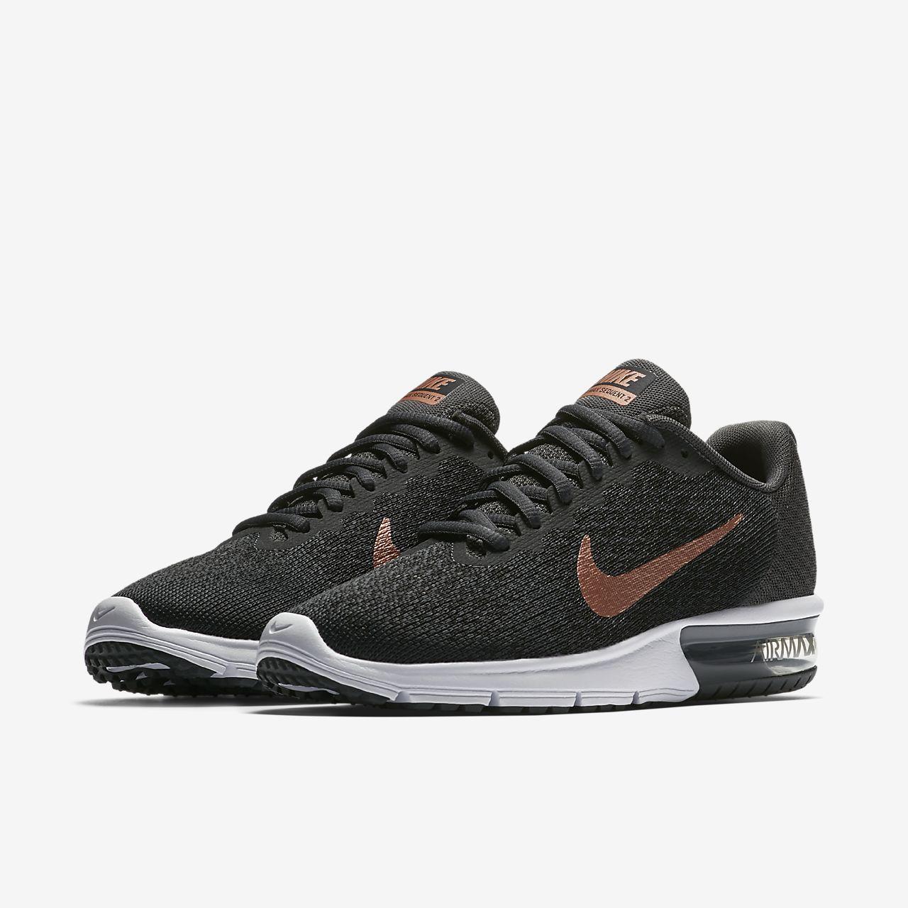 cheaper fc3ca 4ae14 ... shoes 287c0 253cc shopping nike air max sequent 2 womens running shoe  03fb1 55916 ...