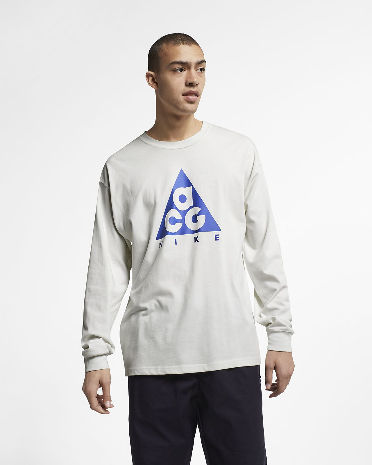 genuine shoes promo code more photos Nike ACG Men's Long-Sleeve T-Shirt