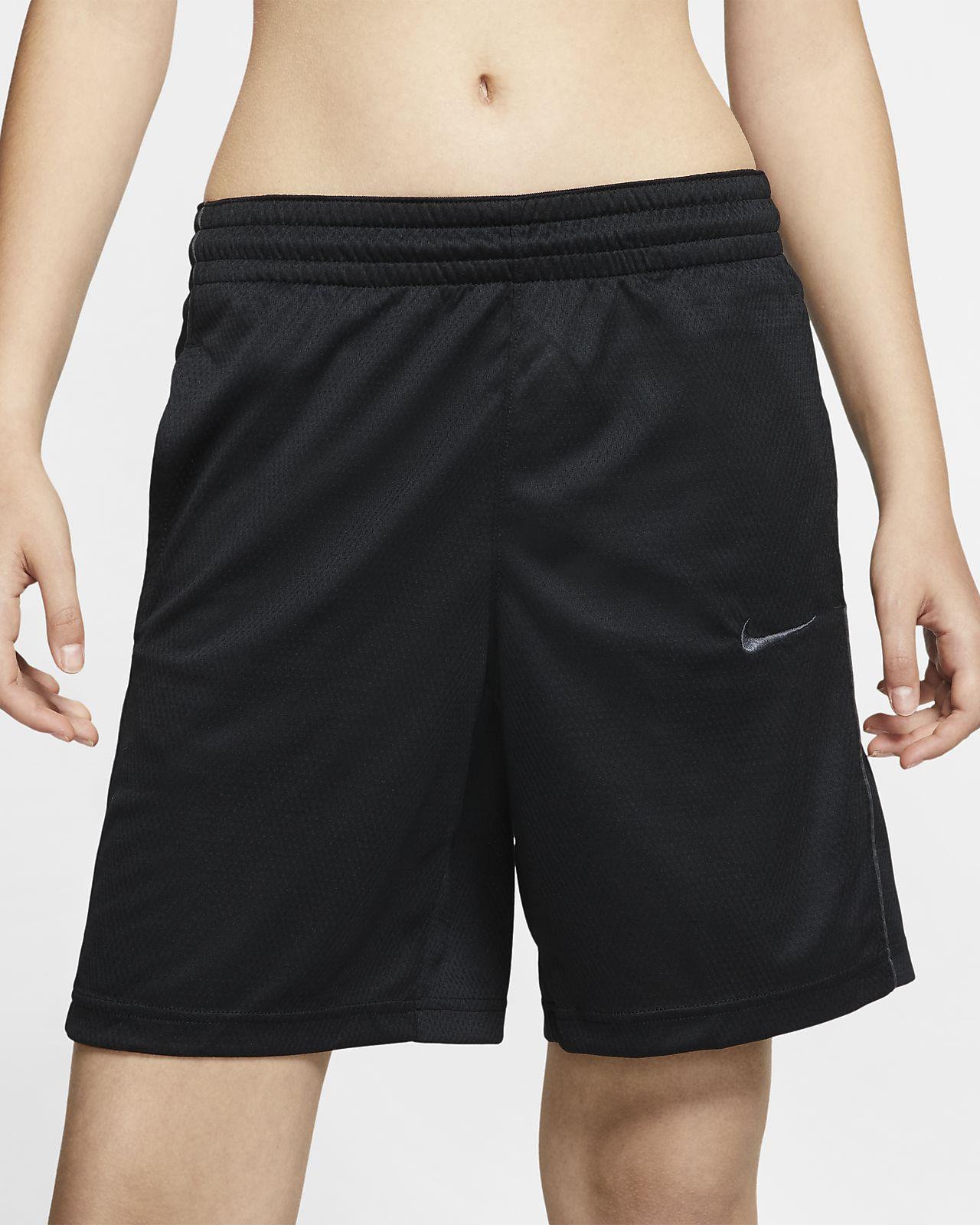 Shorts de básquetbol para mujer Nike Dri-FIT