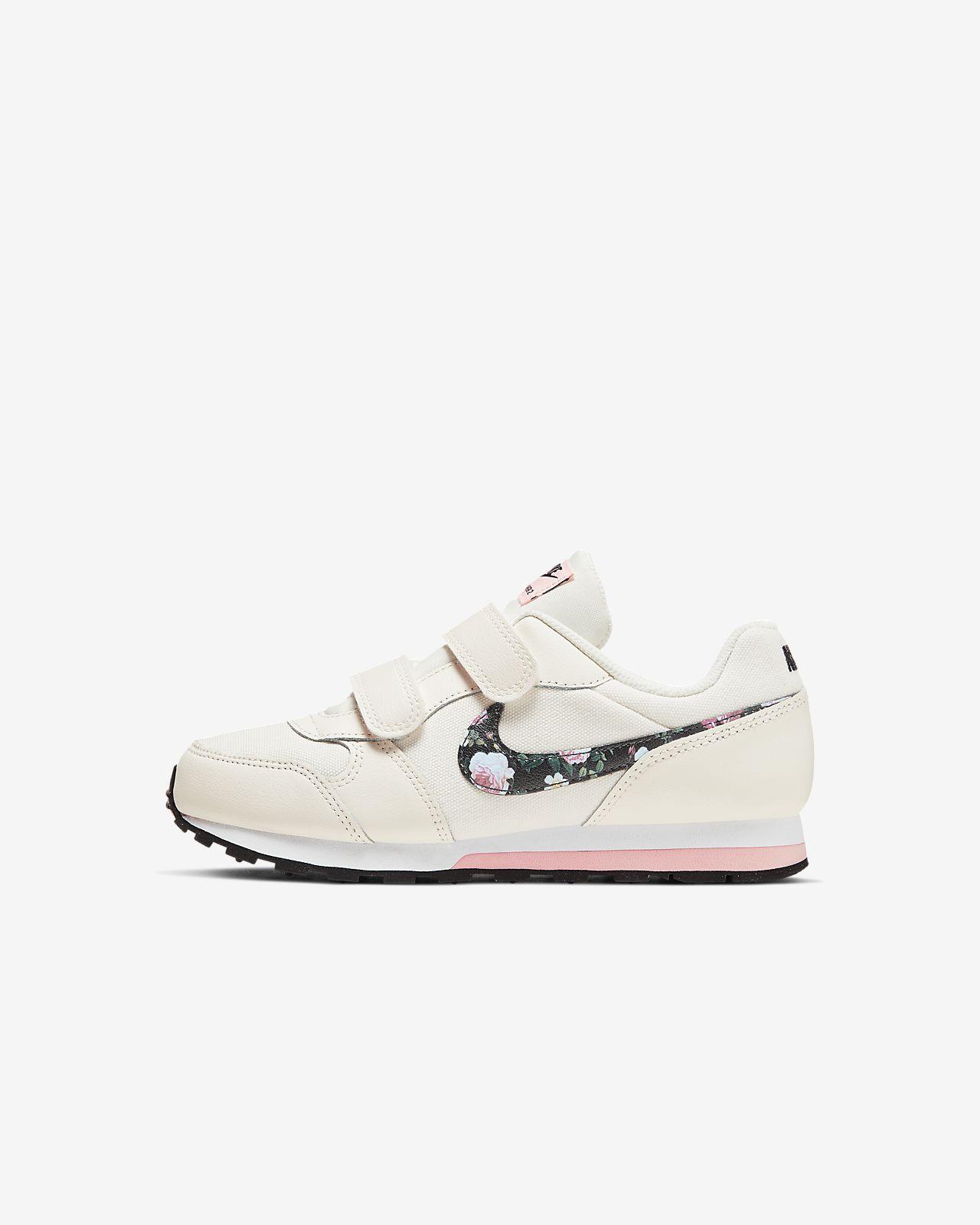 Nike MD Runner 2 Vintage Floral cipő kisebb gyerekeknek