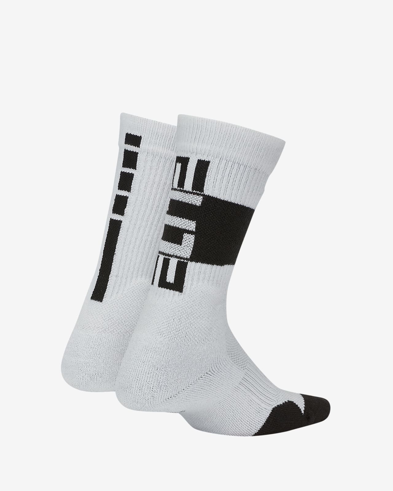 Nike Elite Big Kids' Crew Socks (2 Pairs)