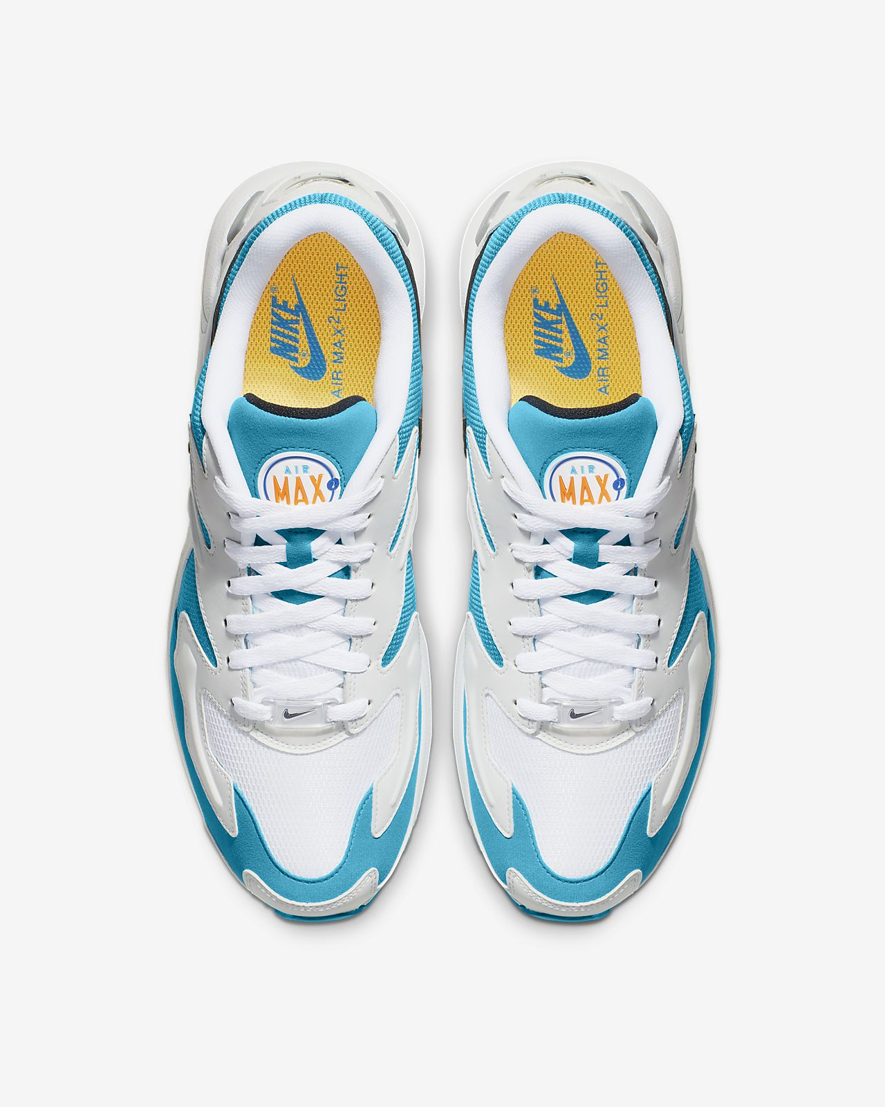 differently c55f9 fc0a4 ... Nike Air Max2 Light Men s Shoe