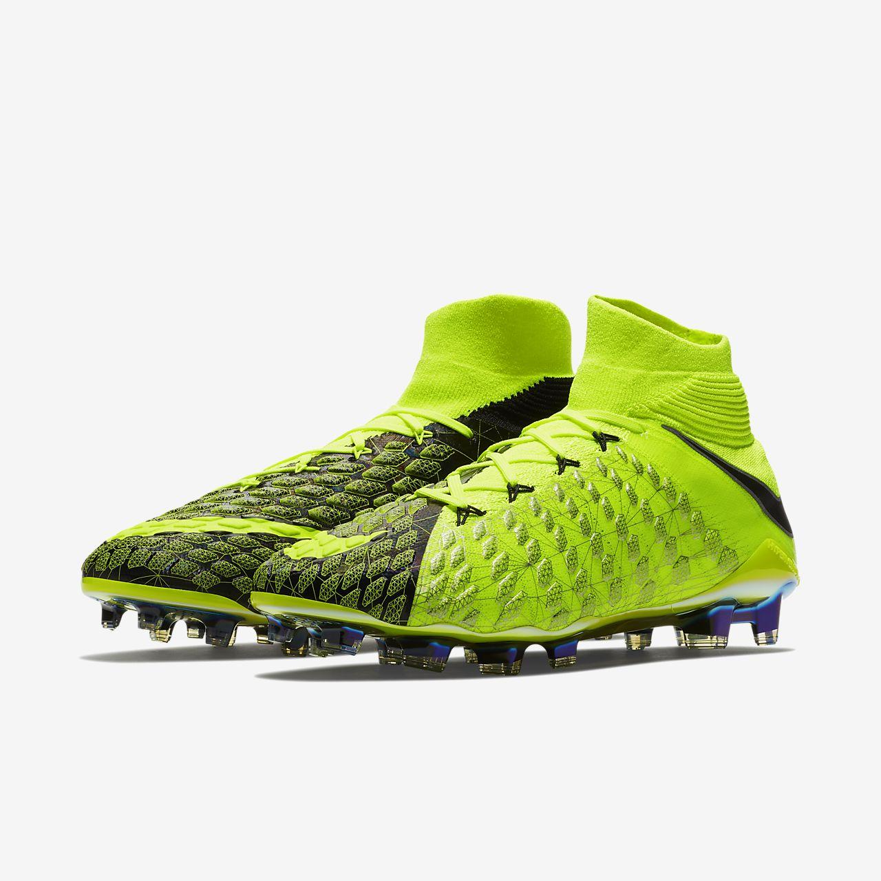 Nike x EA Sports Hypervenom Phantom 3 DF SE FG Firm-Ground