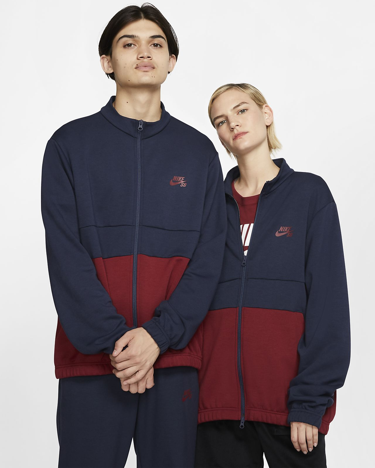 Nike SB Dri-FIT Men's Skate Track Jacket