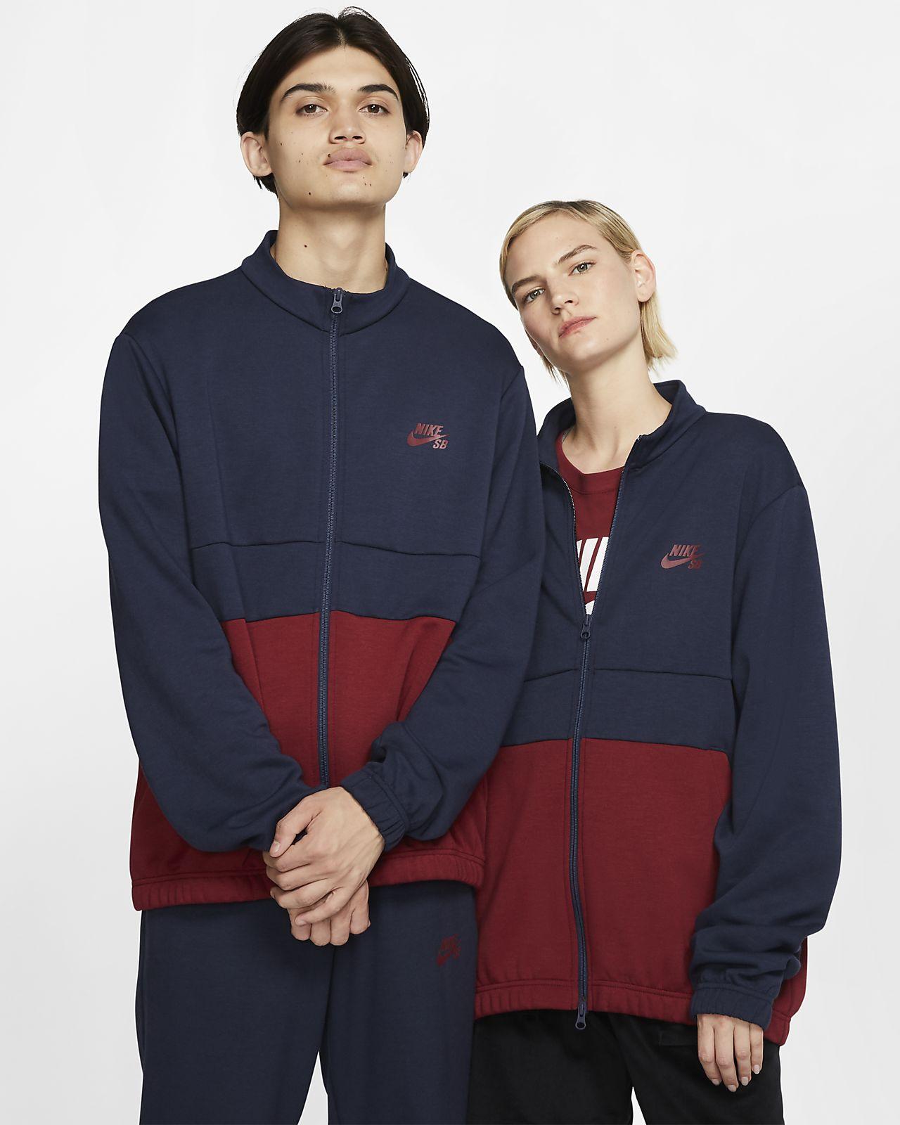 Nike SB Dri-FIT-skaterløbejakke til mænd