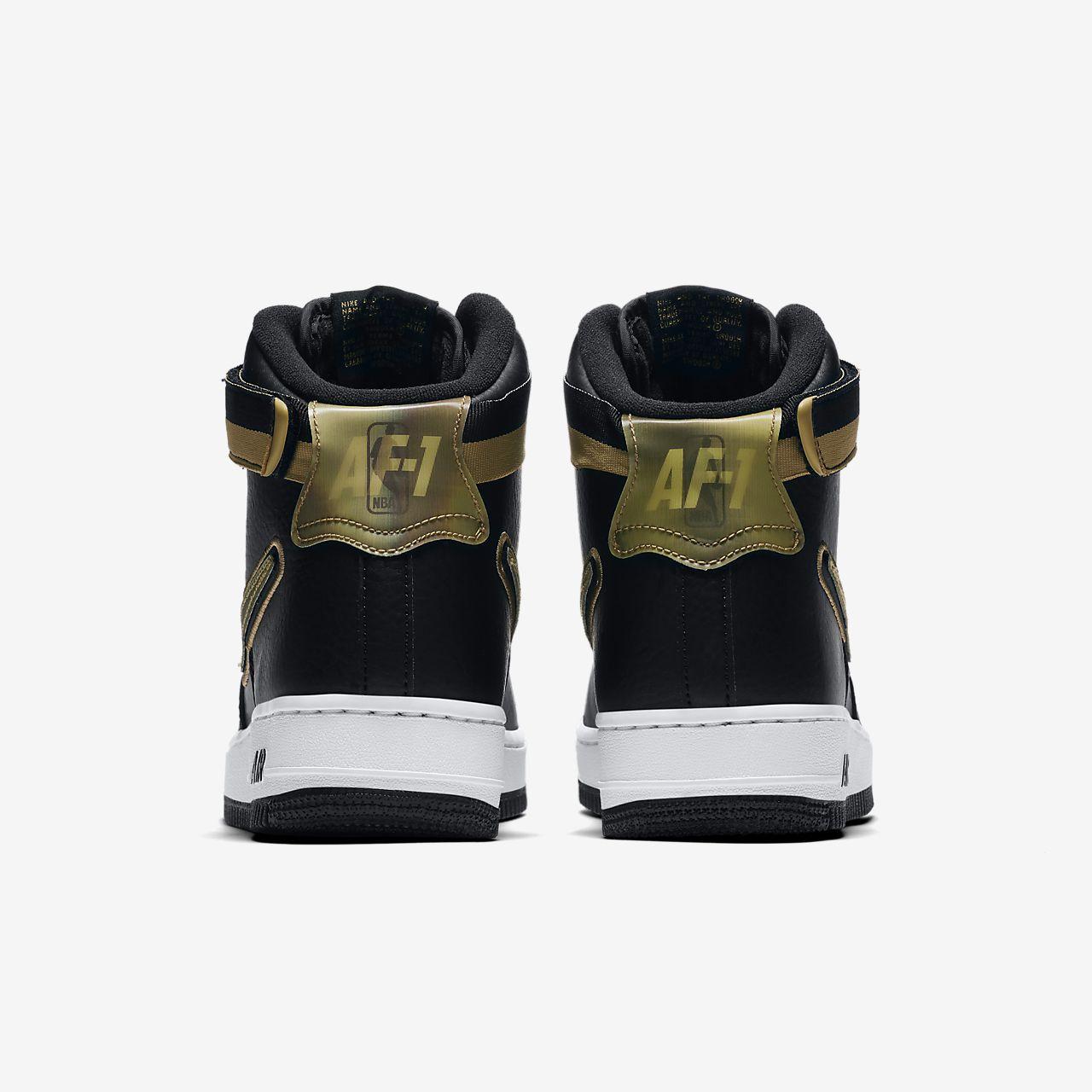 quality design 196c1 af430 ... Nike Air Force 1 High  07 LV8 Sport NBA Men s Shoe