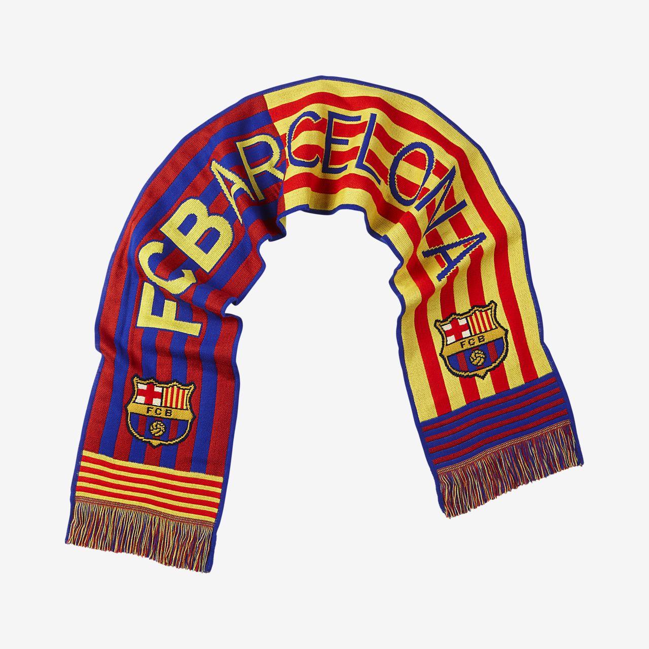 FC Barcelona Flag Scarf