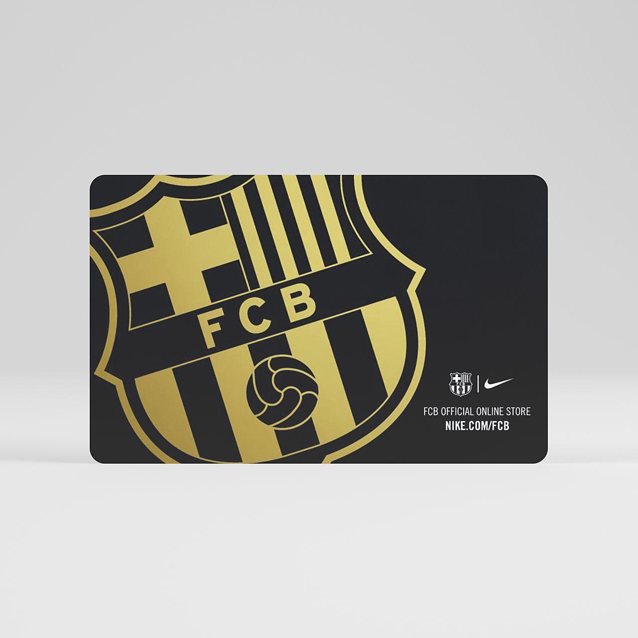 Carte cadeau Nike