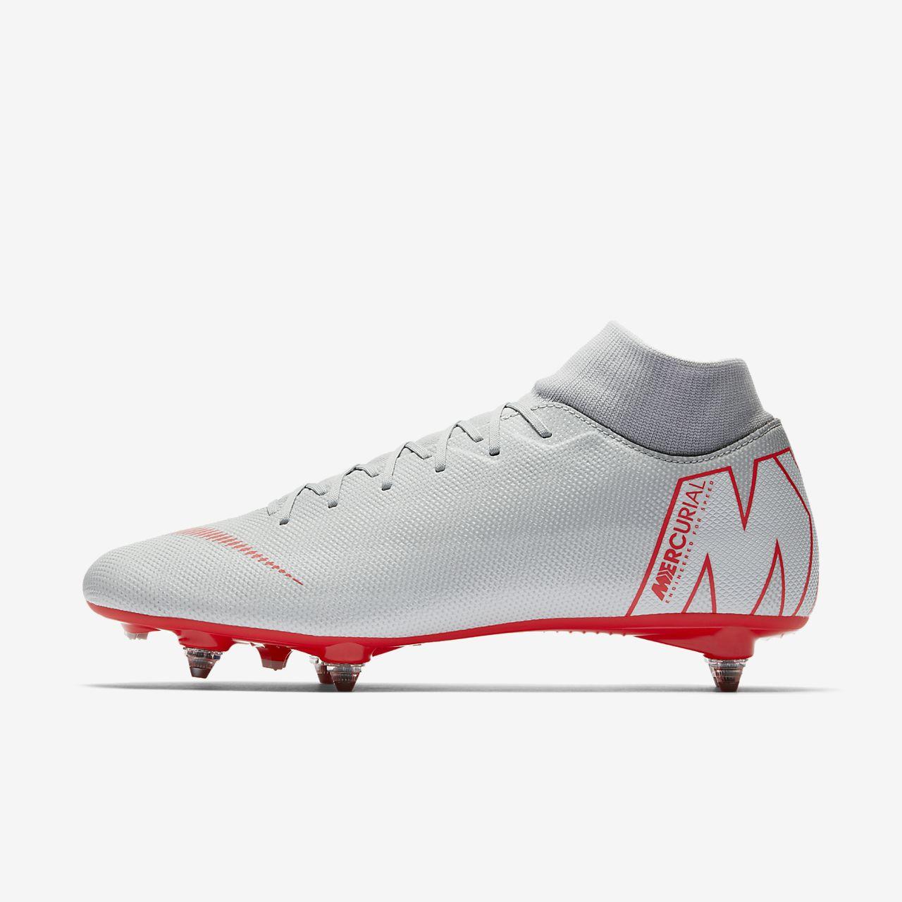 Calzado de fútbol para terreno blando Nike Mercurial Superfly VI