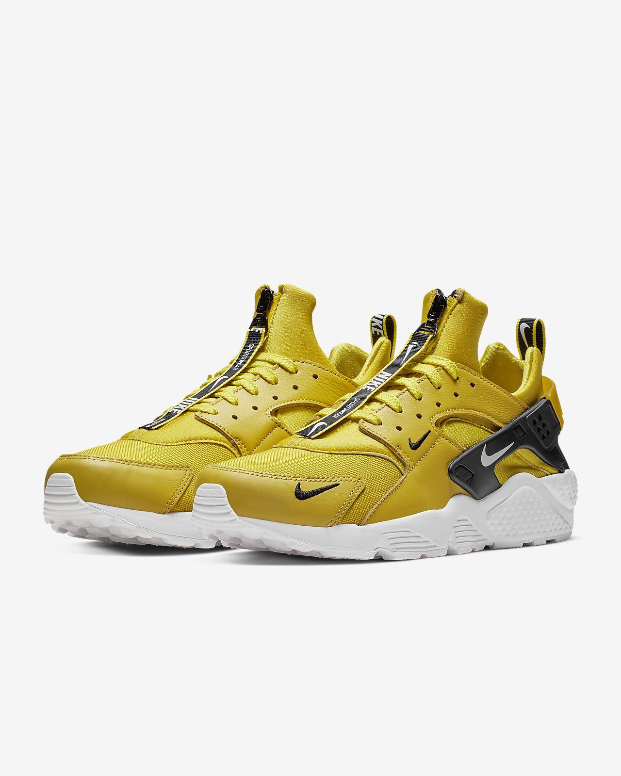 brand new 62df1 27d3c ... Nike Air Huarache Run Premium Zip Men s Shoe