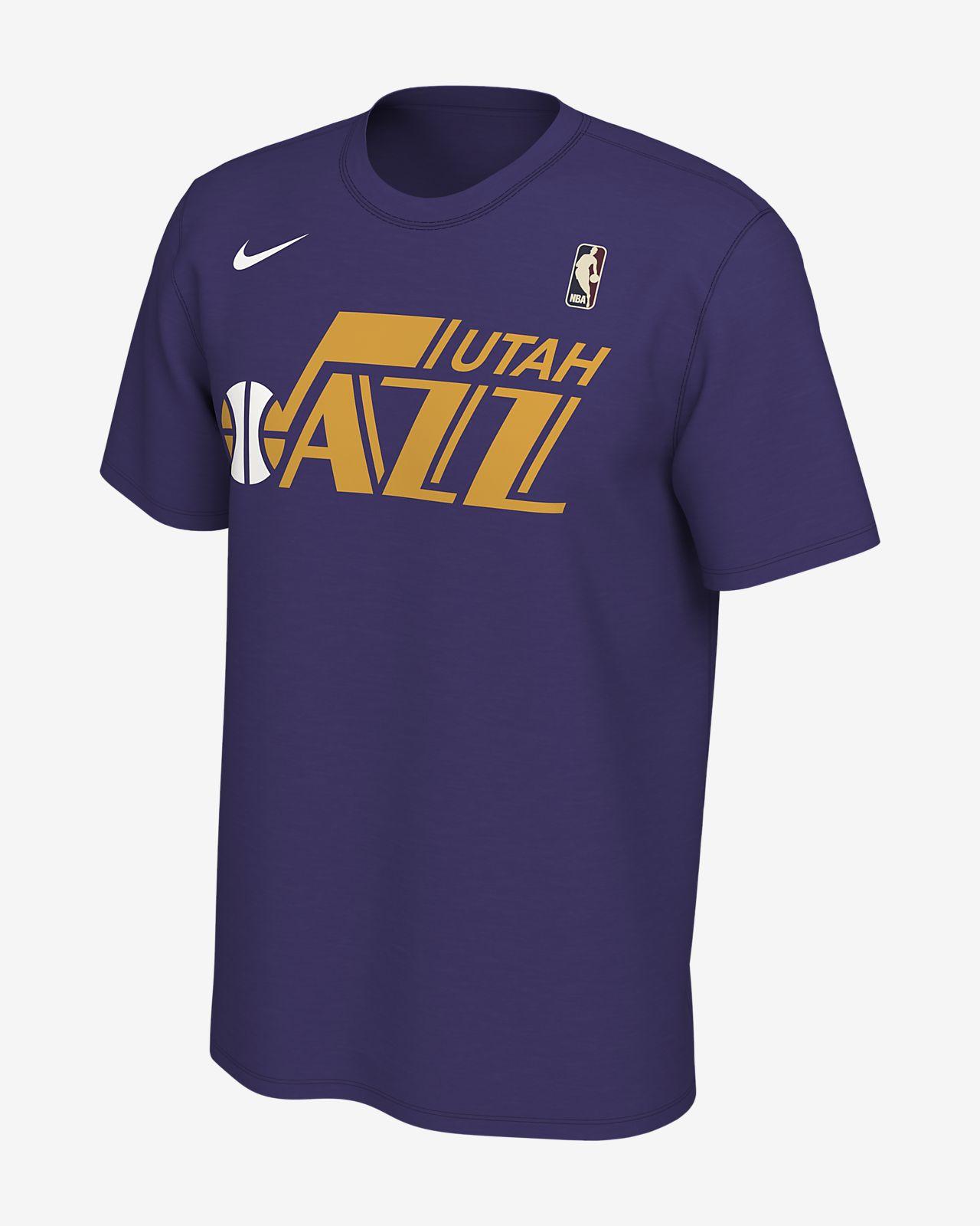 Utah Jazz Nike Dri-FIT Men's NBA T-Shirt