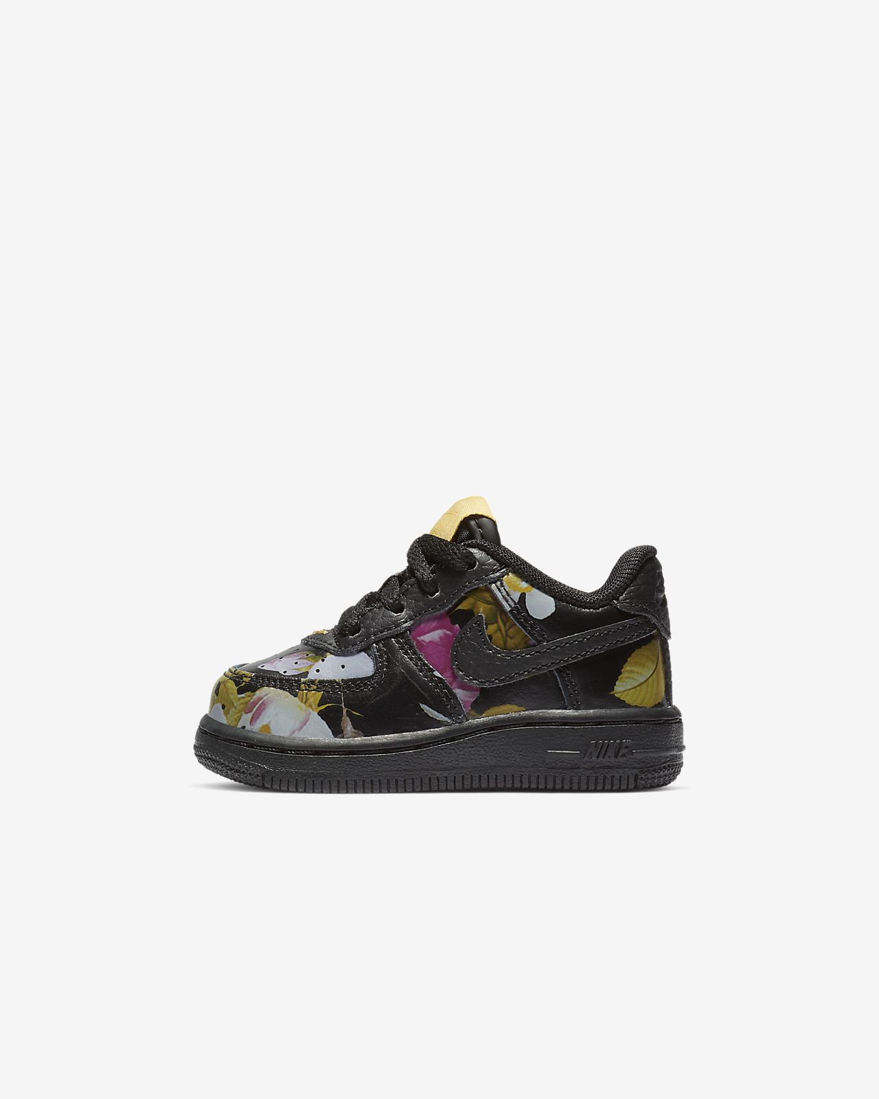 Chaussure à motif floral Nike Force 1 LXX pour Bébé et Petit enfant