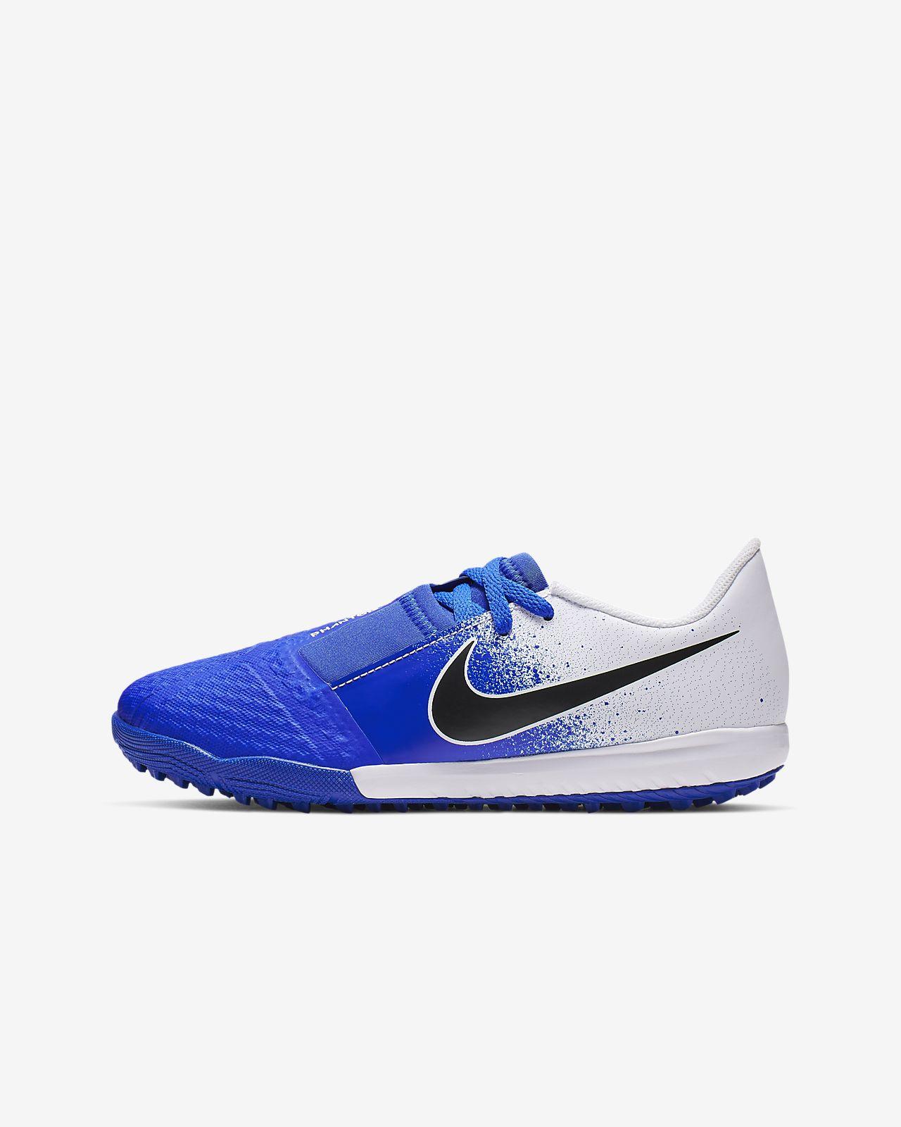 Nike Jr. Phantom Venom Academy TF Younger/Older Kids' Turf Football Shoe