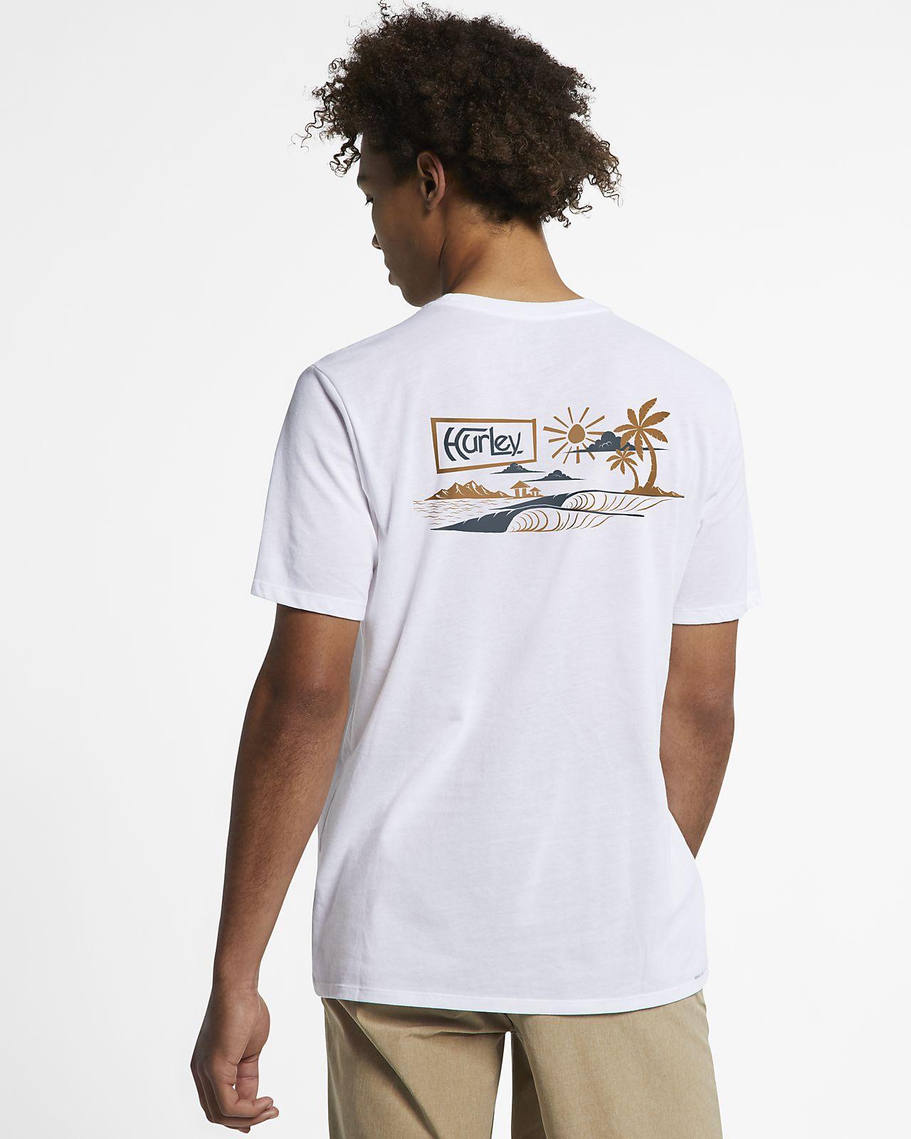Hurley Dri-FIT Island Style Men's T-Shirt