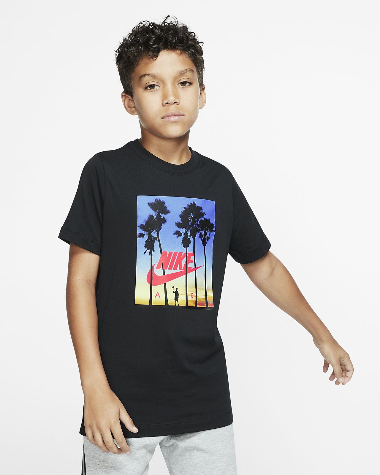 Nike Air T-shirt voor kids