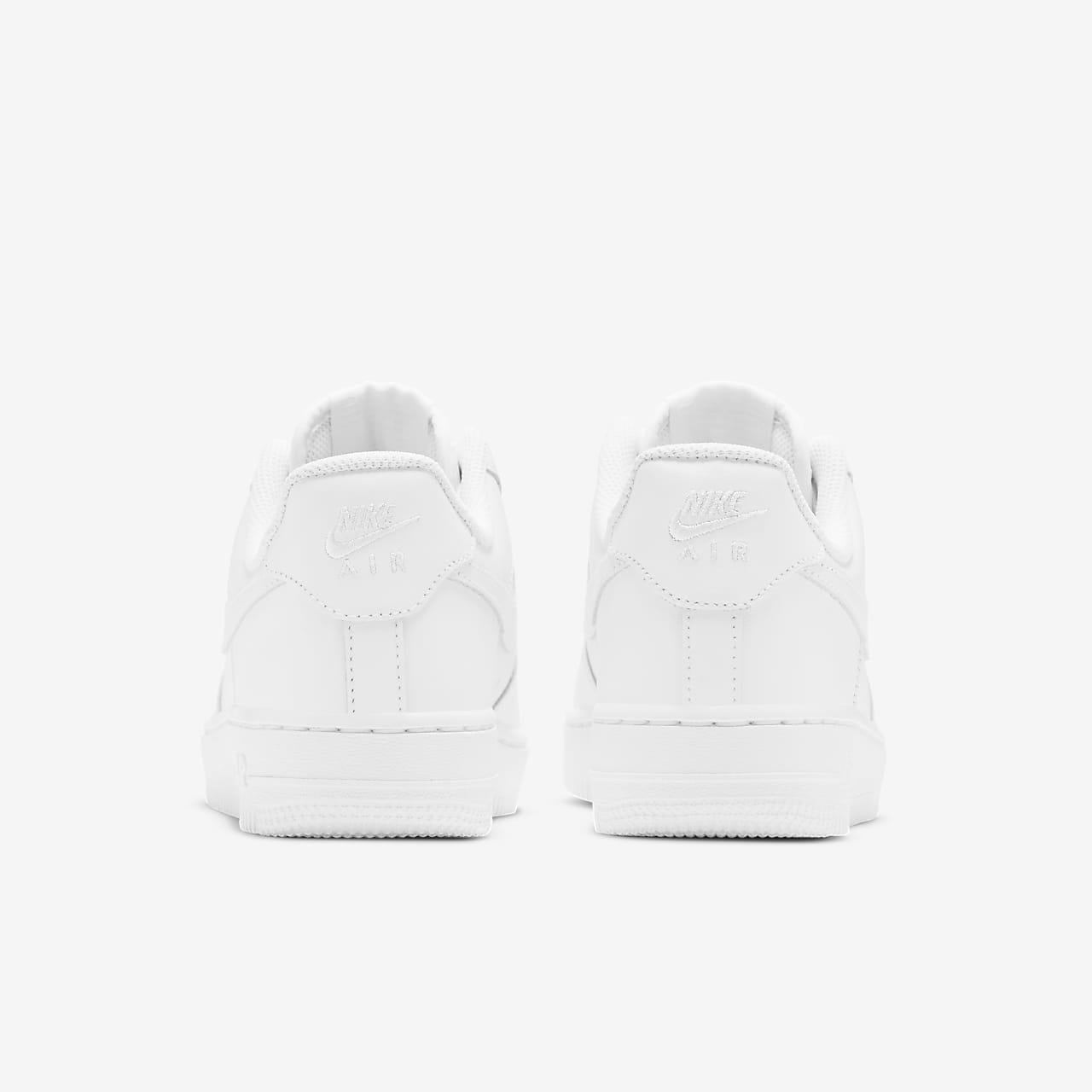 buty nike air force 1 '07 białe