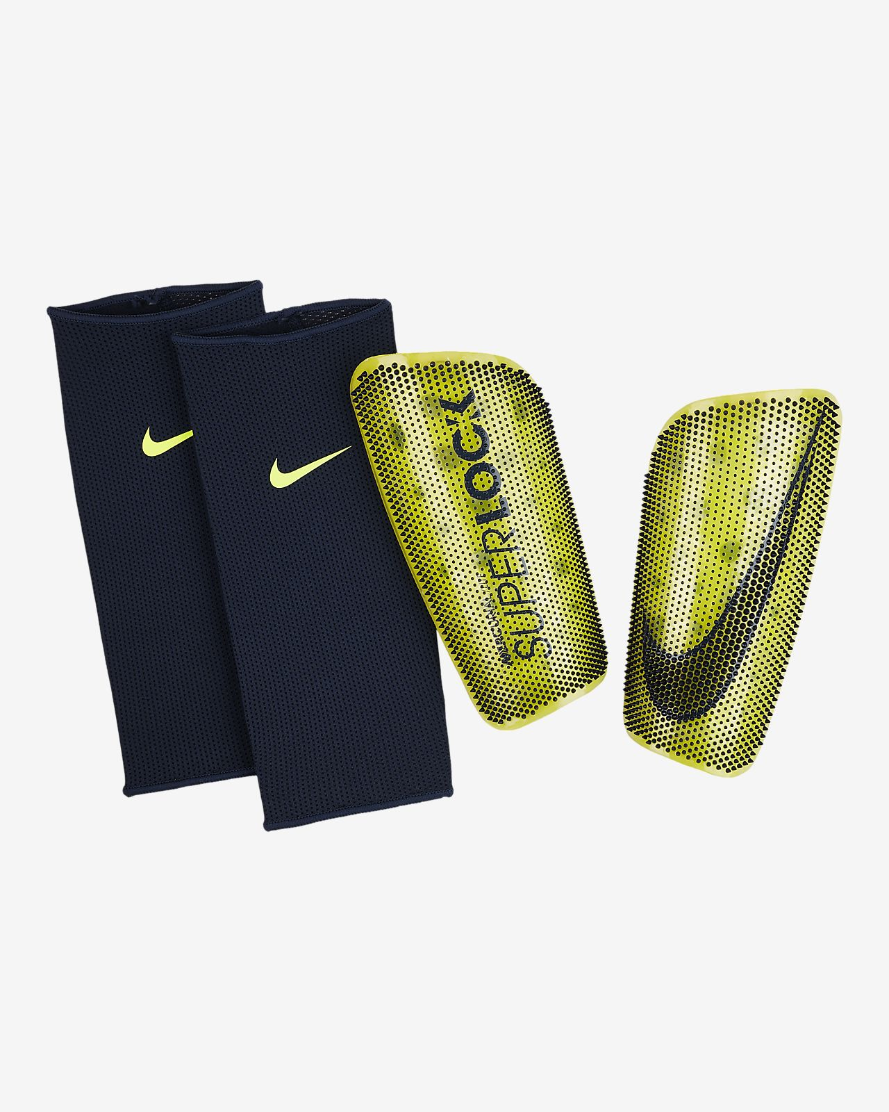 Fotbollsbenskydd Nike Mercurial Lite SuperLock
