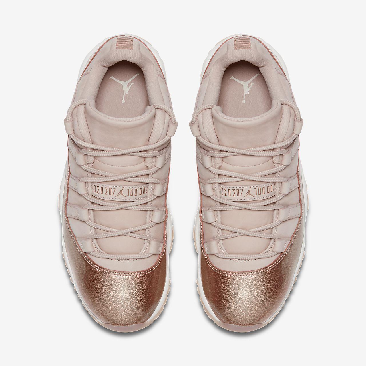 ... Air Jordan 11 Retro Low Women's Shoe