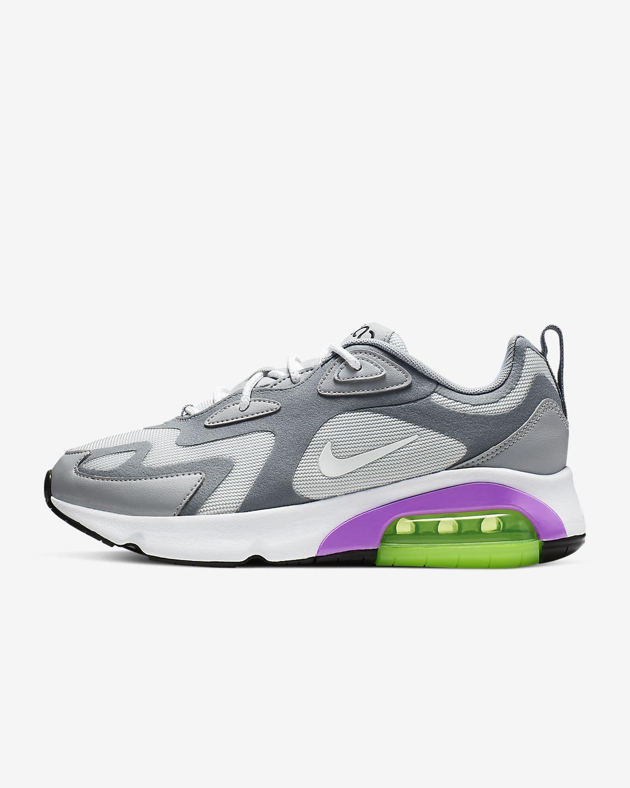 Nike air max thea noir anthracite blanc loup gris