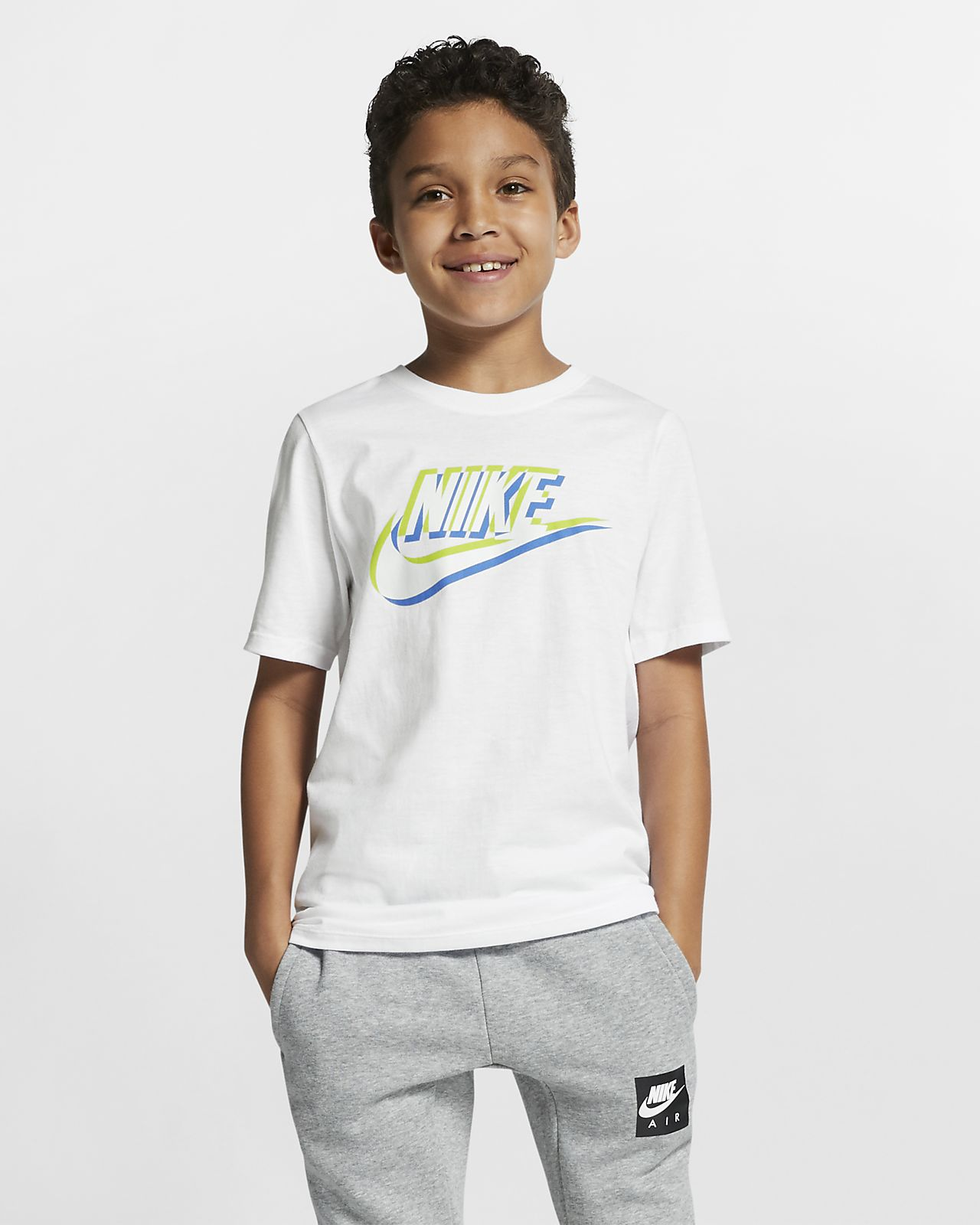 purchase cheap discount sale famous brand Nike Sportswear T-Shirt für ältere Kinder