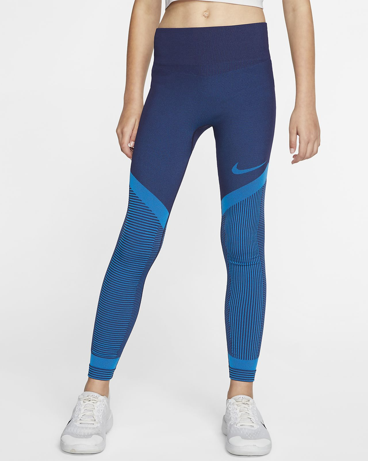 Nike Tech Pack Big Kids' (Girls') Seamless Training Tights