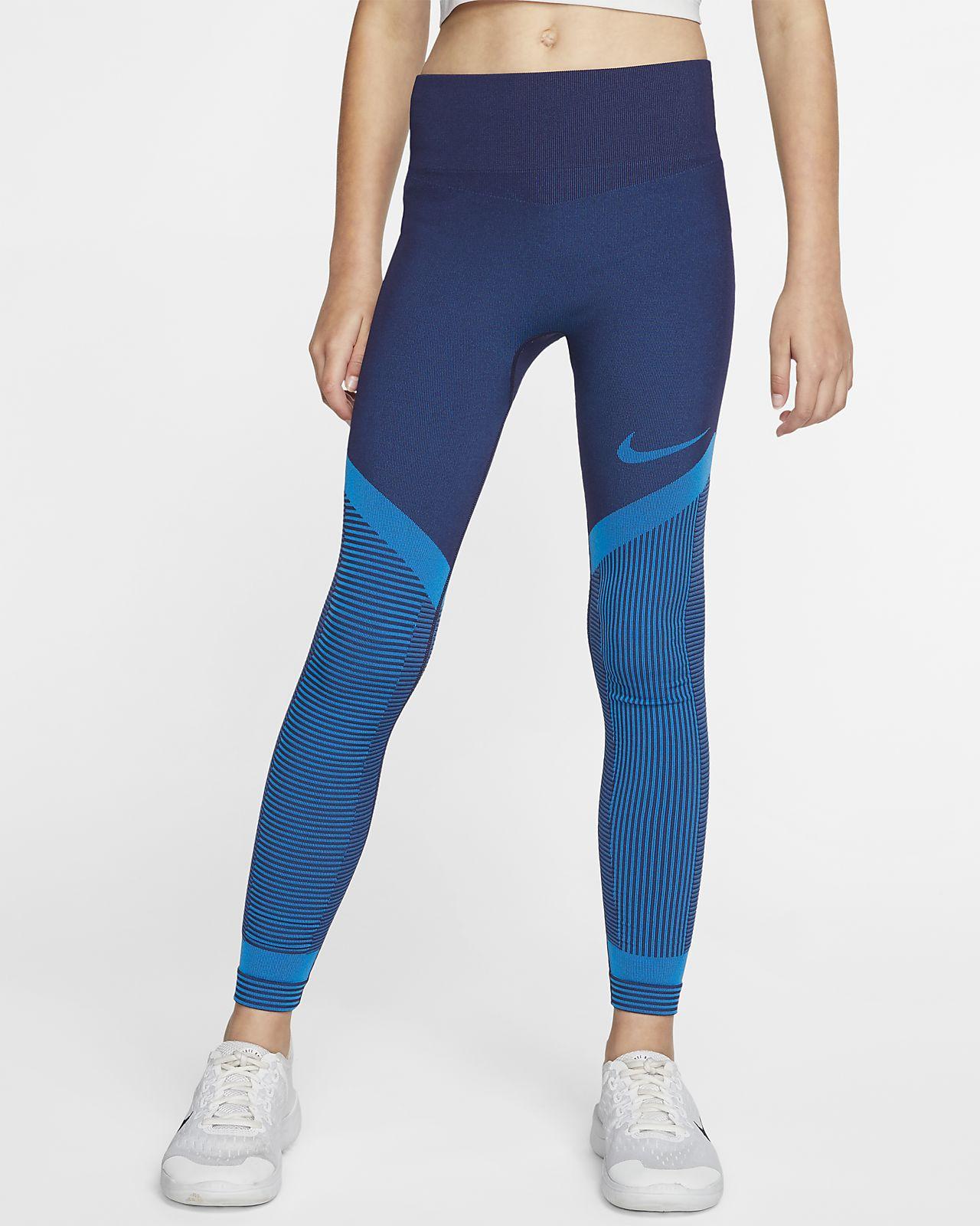 Nike Tech Pack-træningstights til store børn (piger)