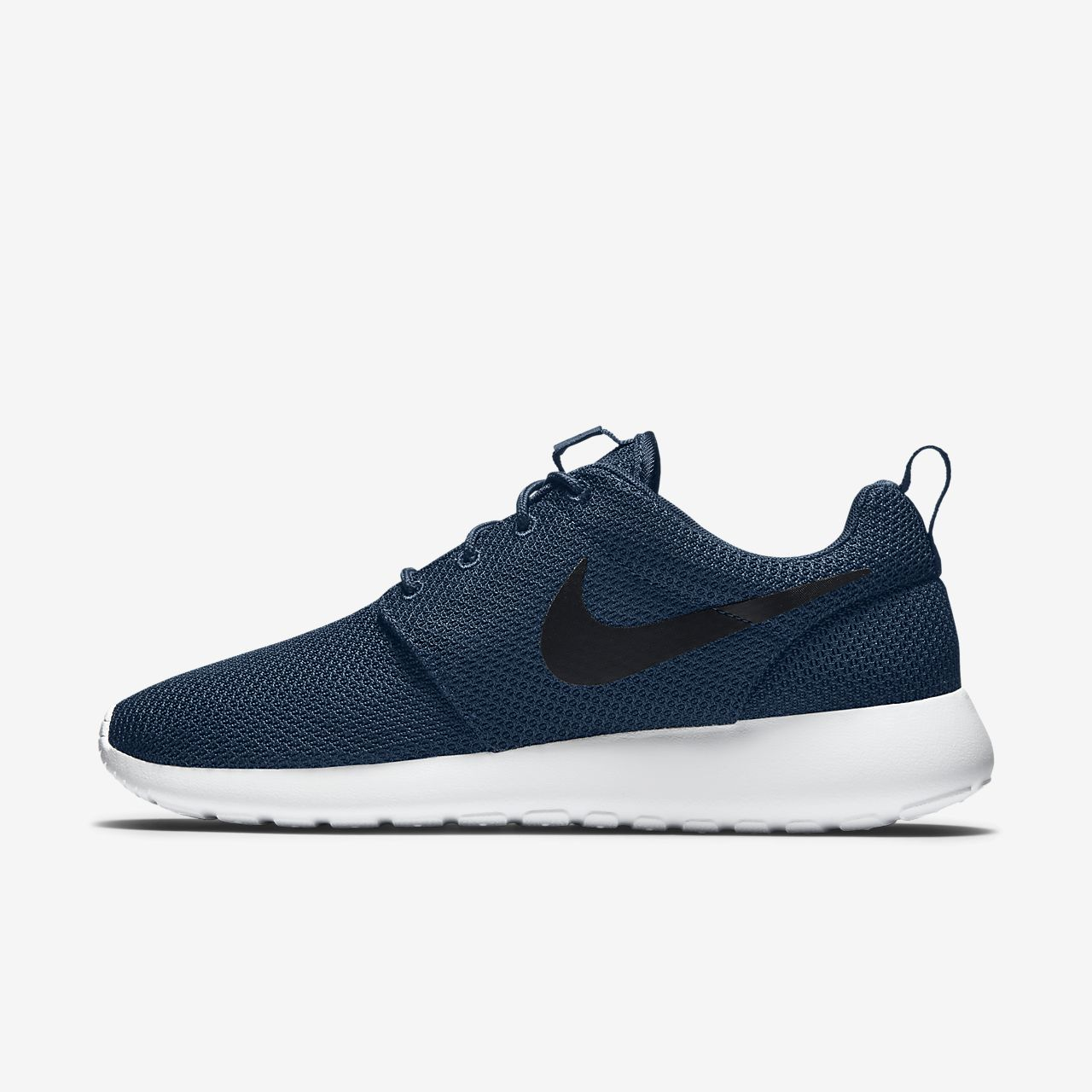 nike roshe one without socks