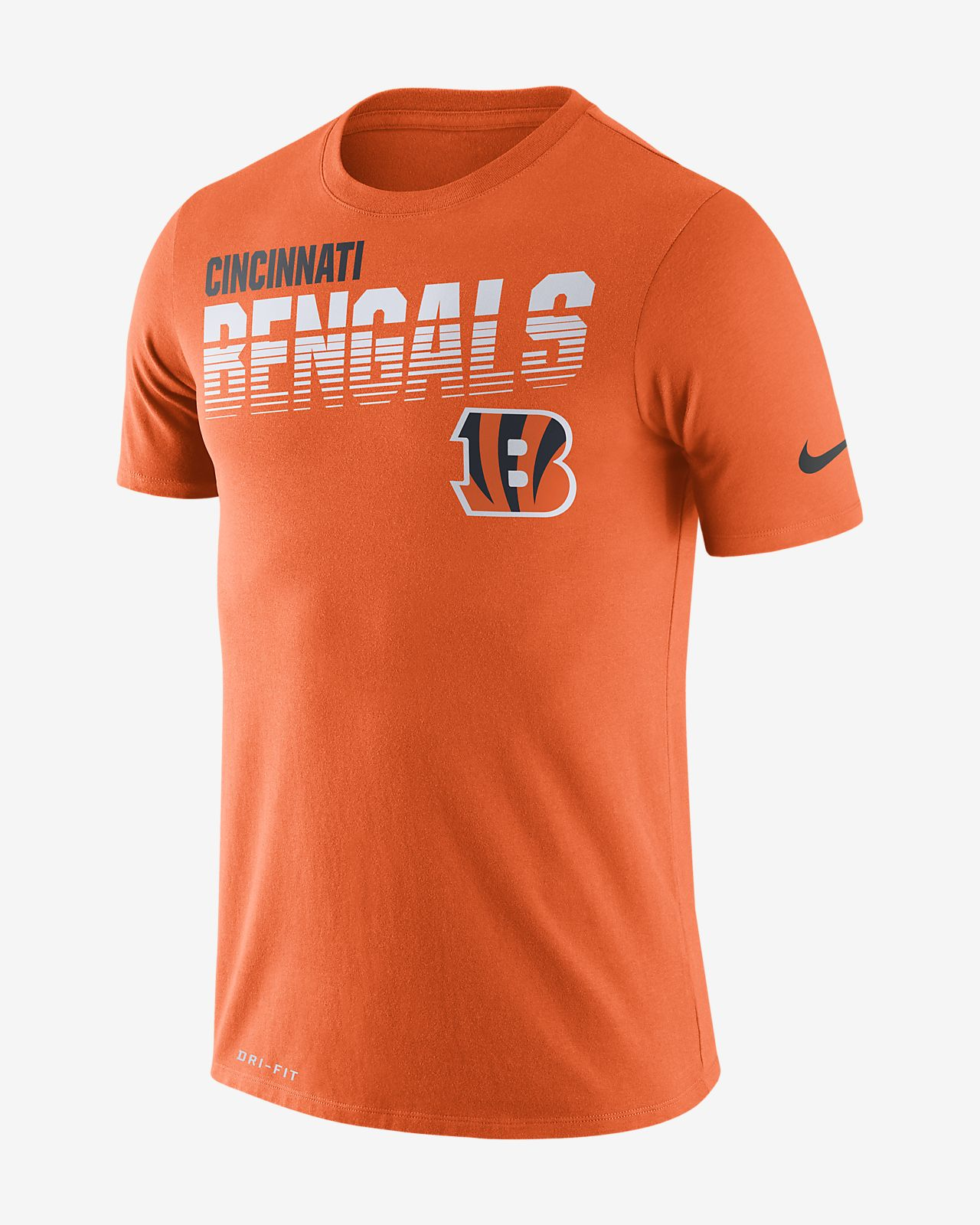 Nike Legend (NFL Bengals) Men's Short-Sleeve T-Shirt