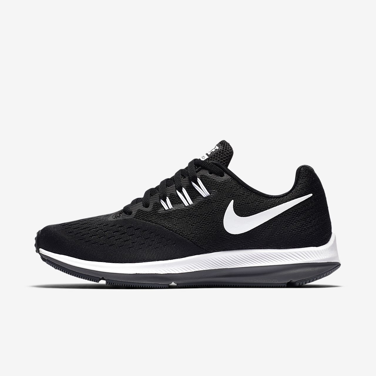 NO dame Zoom Nike for Winflo 4 løpesko OxFpH