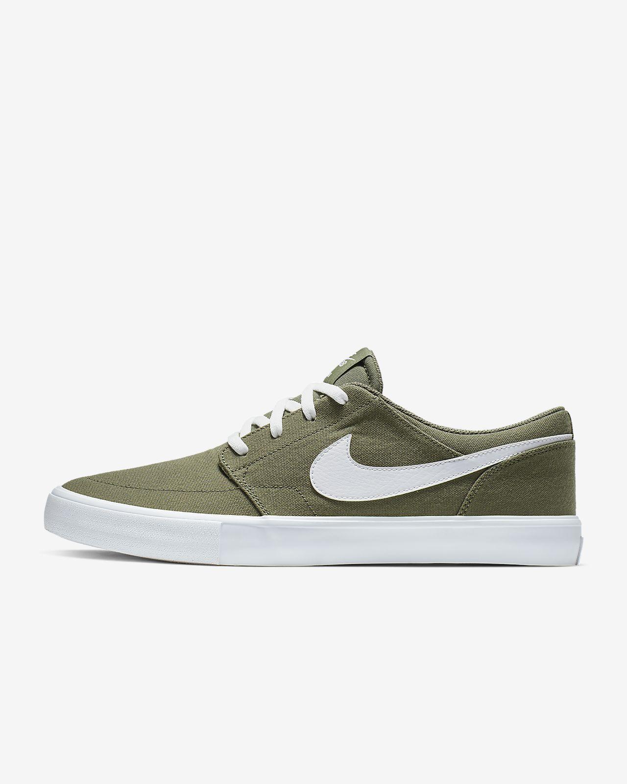 Nike SB Solarsoft Portmore 2 滑板鞋