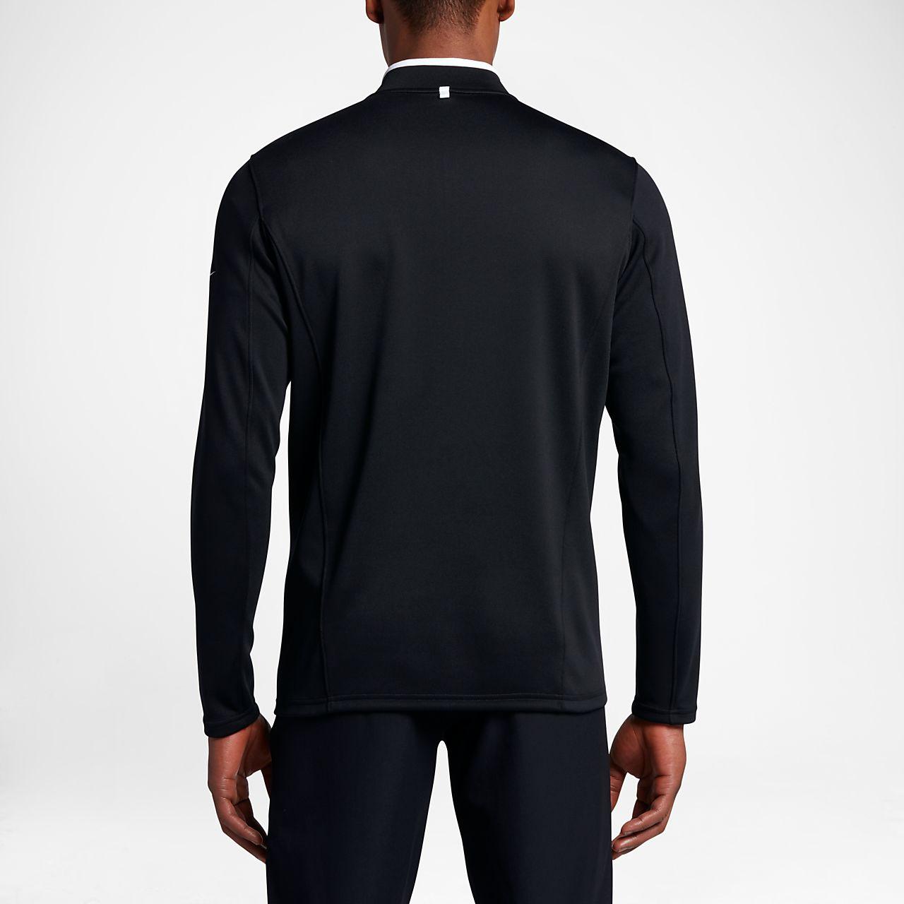 ... Nike Dri-FIT Half-Zip Men's Long-Sleeve Golf Top