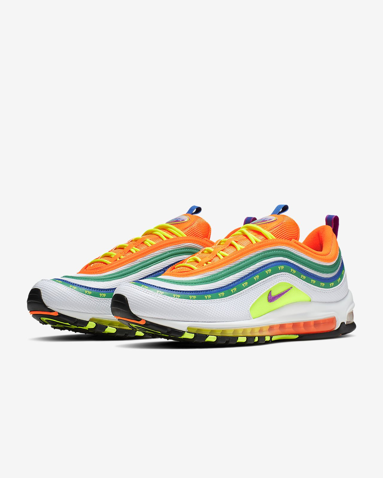 Nike Air Max 97 London 'London Of Love' Shopee Indonesia