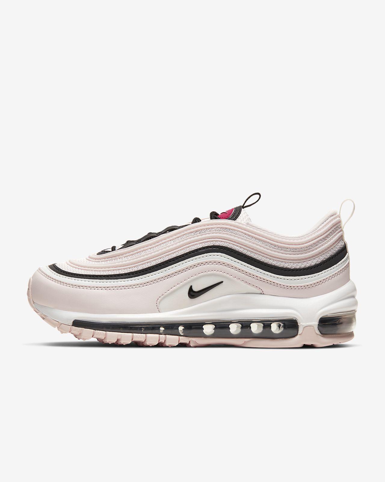 Zapatillas Nike Baratas,Air Max 97 Og Negras Para Mujer