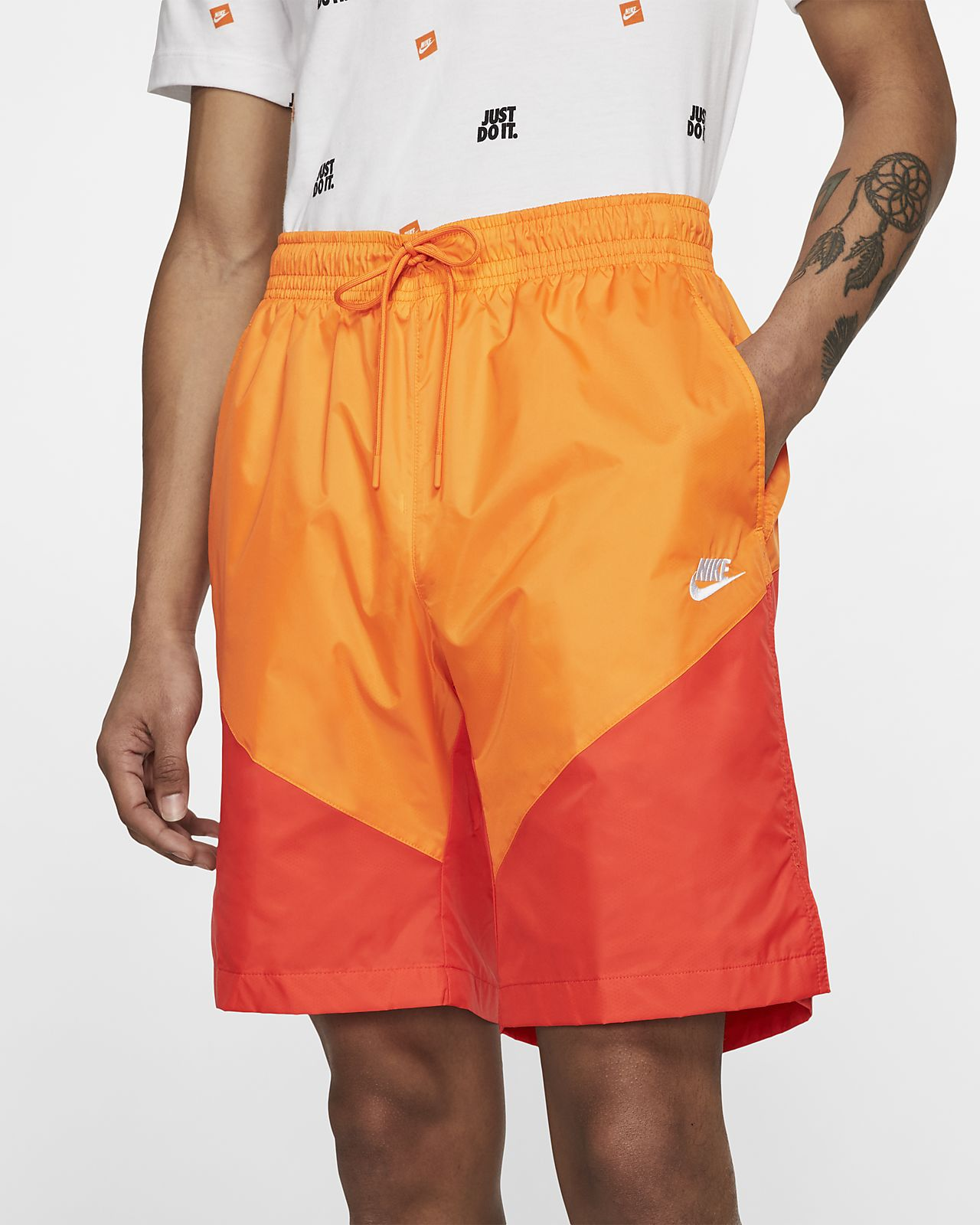 2d3eec83d868a5 Nike Sportswear Windrunner Men's Track Shorts. Nike.com PT