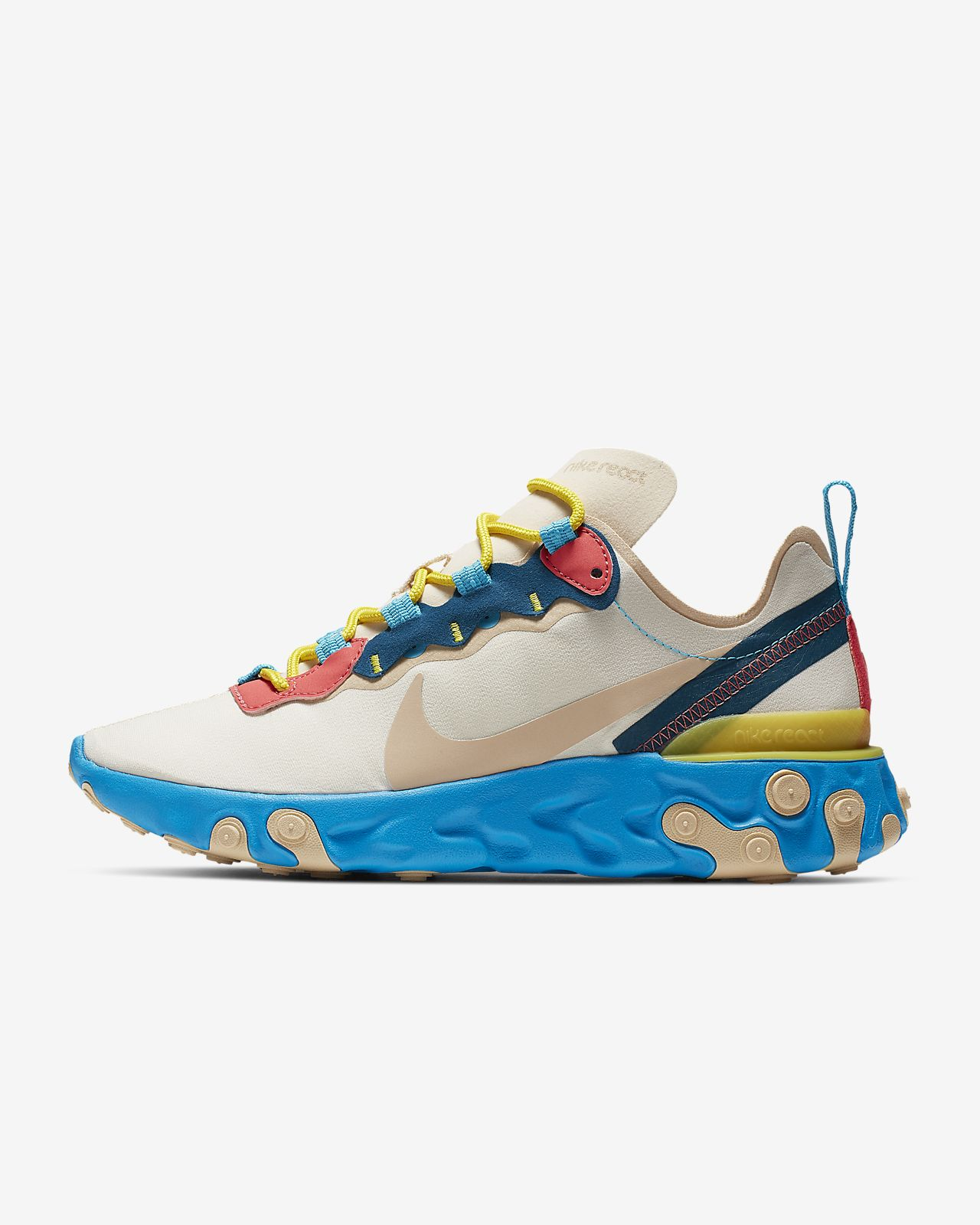 new arrival 79eb6 35b33 ... Chaussure Nike React Element 55 pour Femme