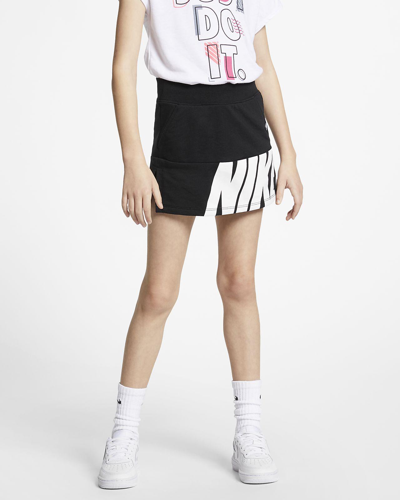 Nike Air-nederdel til små børn