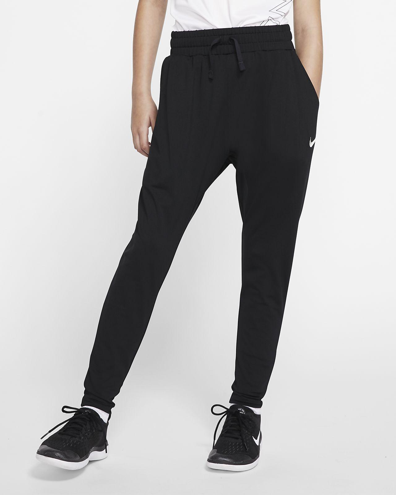 Nike Dri-FIT Studio 大童(女孩)训练长裤