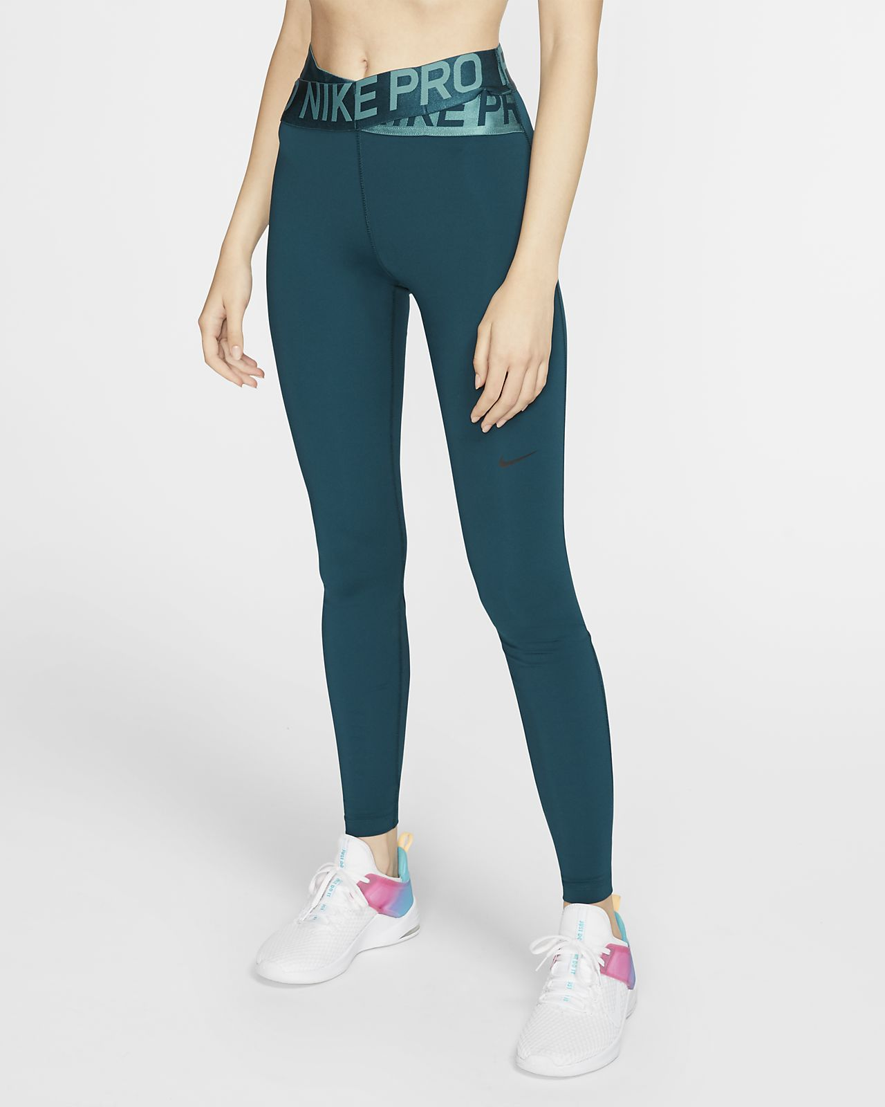 Nike Pro Intertwist Damen-Tights