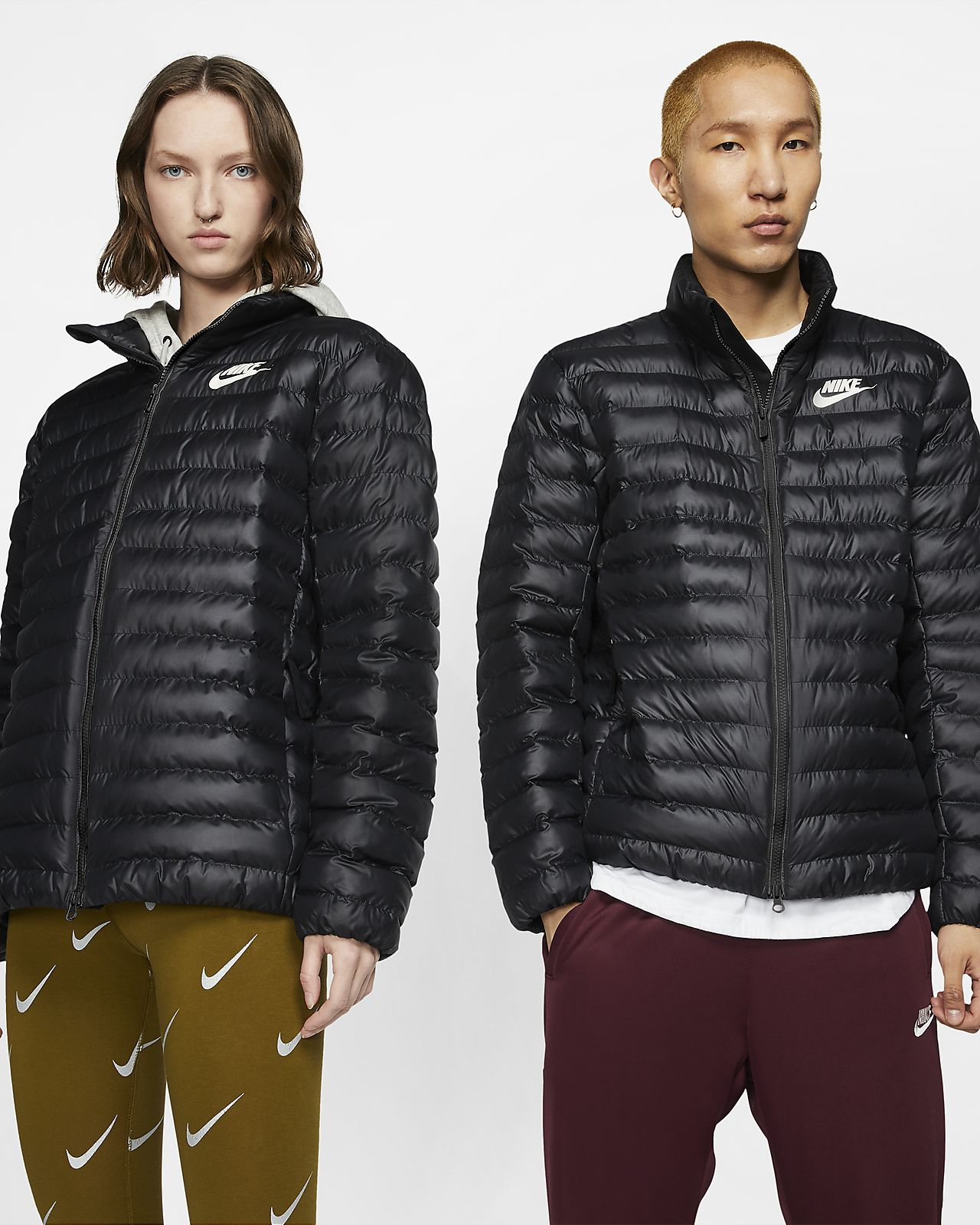 Nike Sportswear Jaqueta de plomes amb farciment sintètic