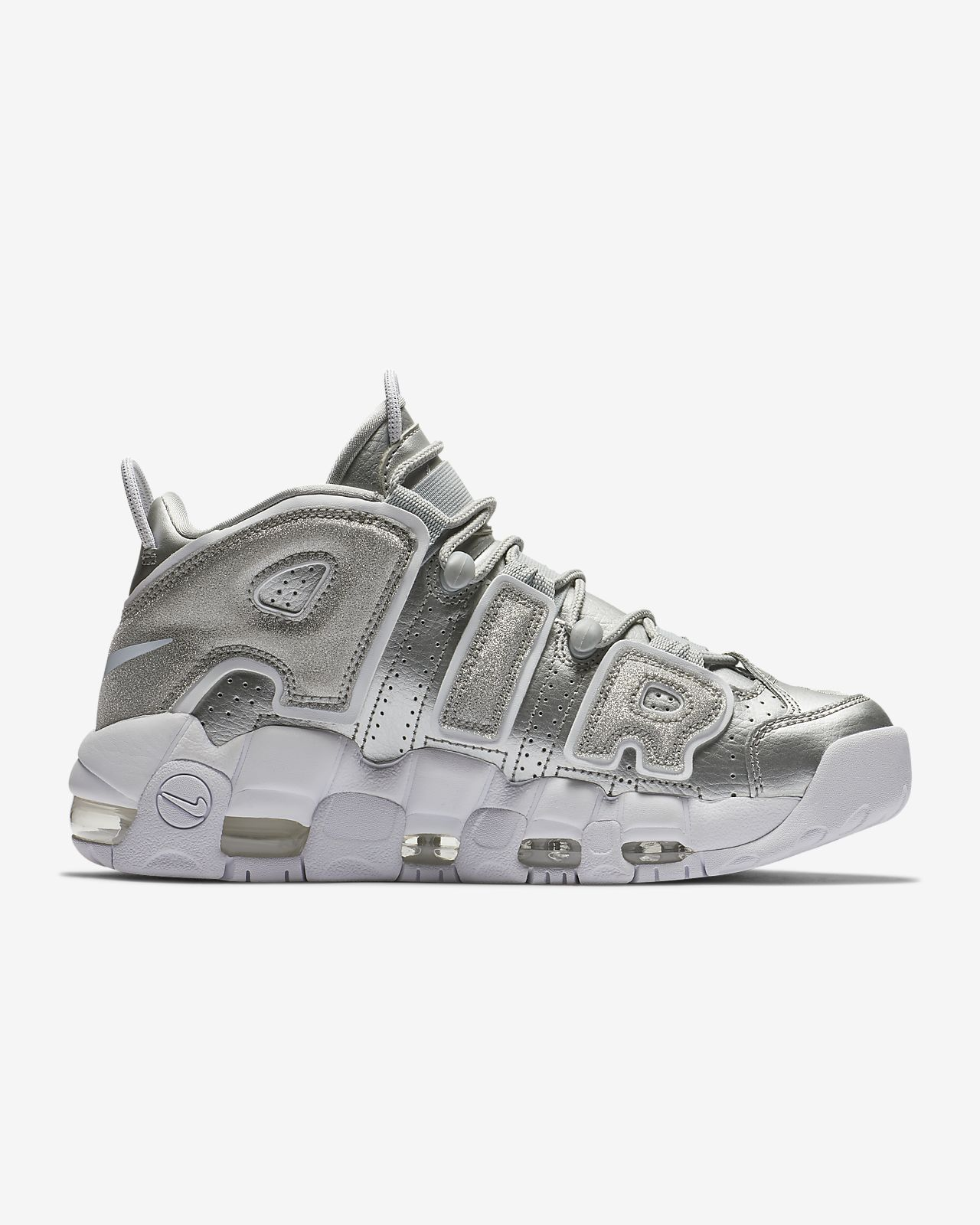 separation shoes a67b8 af042 ... Nike Air More Uptempo Women s Shoe