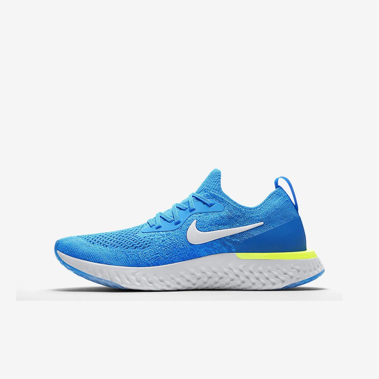 Chaussure de running Nike Epic React Flyknit pour Enfant plus âgé