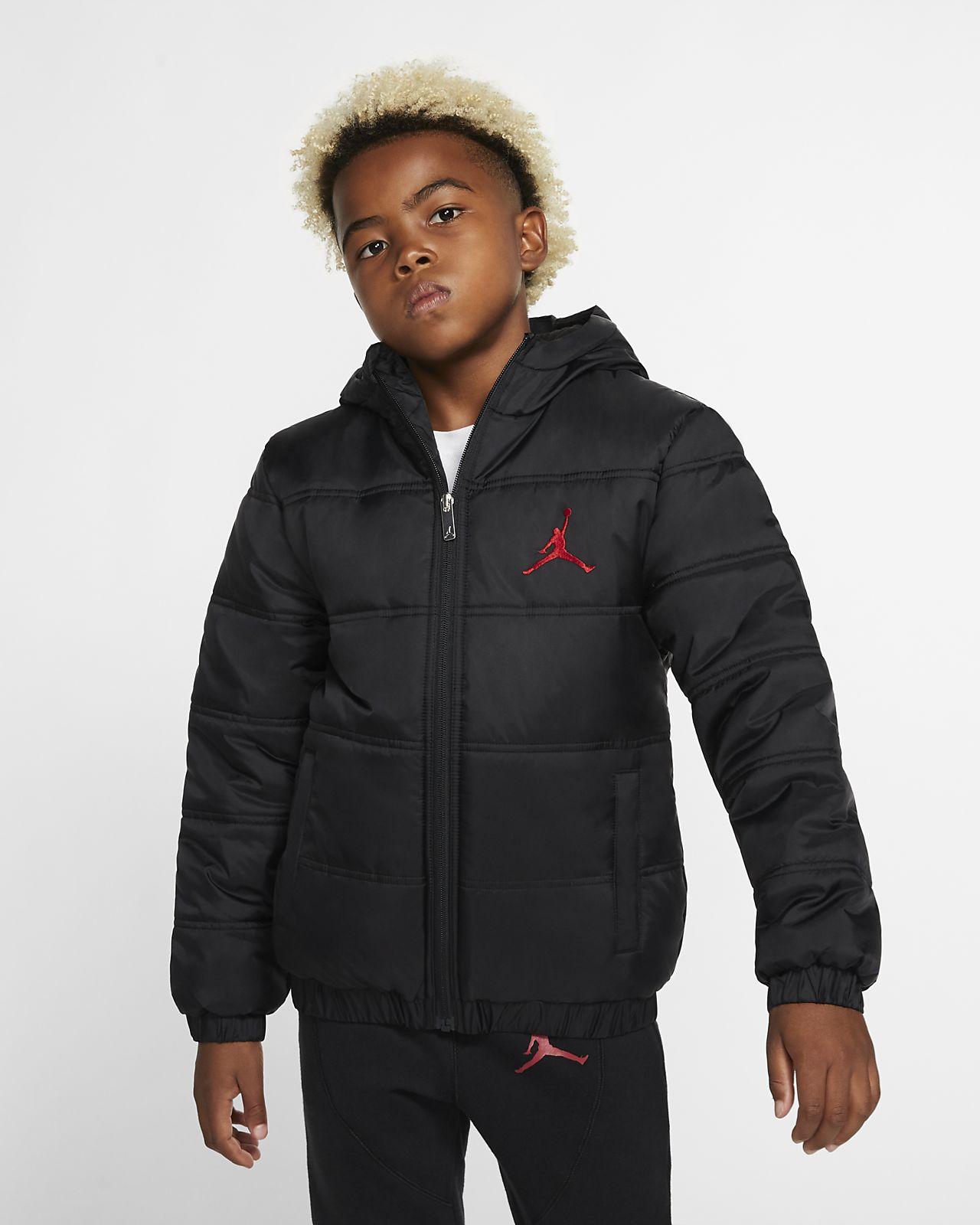 Jordan Heritage Puffer-Jacket für ältere Kinder (Jungen)