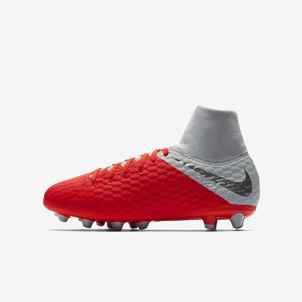 on sale 2f4c2 073cd ... shop fotbollssko för konstgräs nike jr. hypervenom phantom iii academy  dynamic fit ag pro för